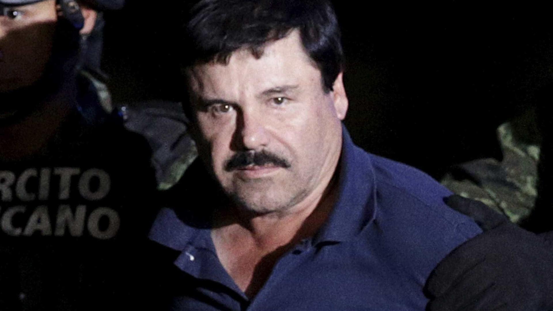 Julgamento de El Chapo começa amanhã em Nova Iorque