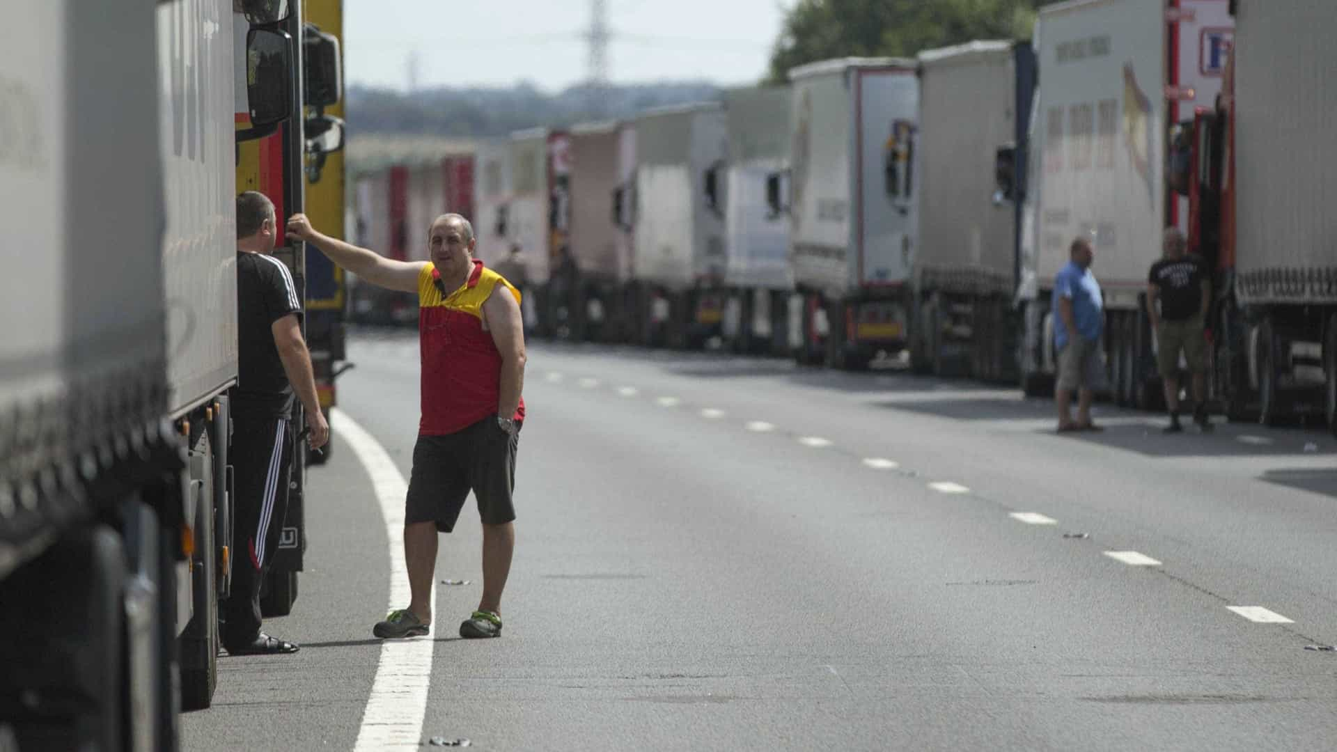 Camionistas com paralisação marcada para hoje por alterações no setor
