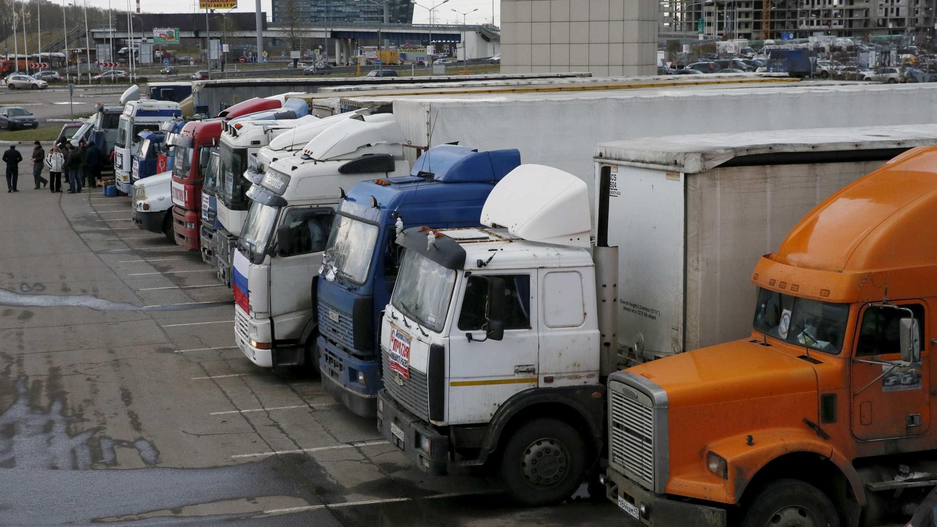 Transportadores de mercadorias exigem maior proteção ao Governo