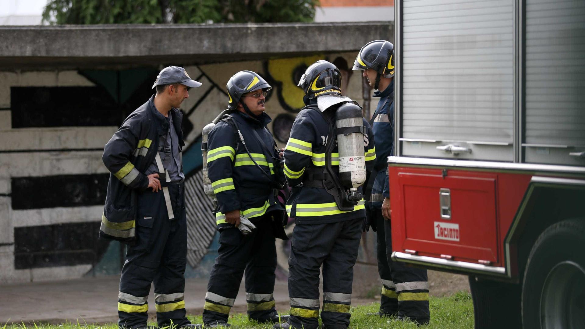 Mulher encontrada morta após incêndio na Guarda