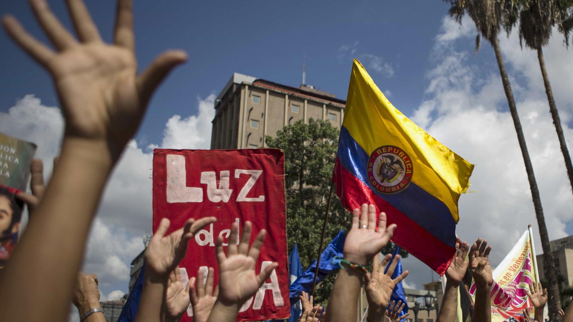 Venezuela: Oposição marcha contra antecipação das eleições presidenciais