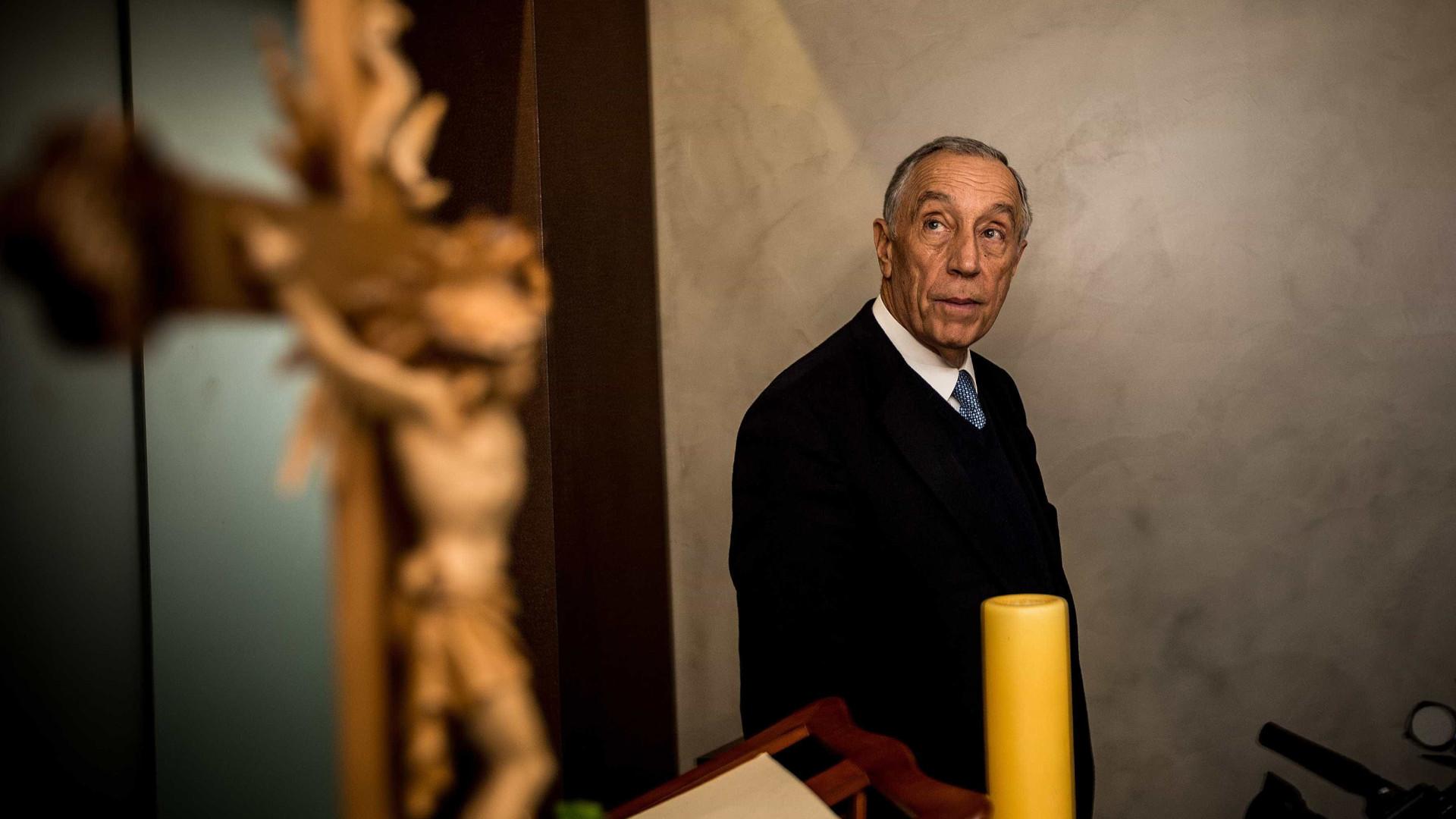 Presidente da República na antestreia de filme de Scorsese em Portugal