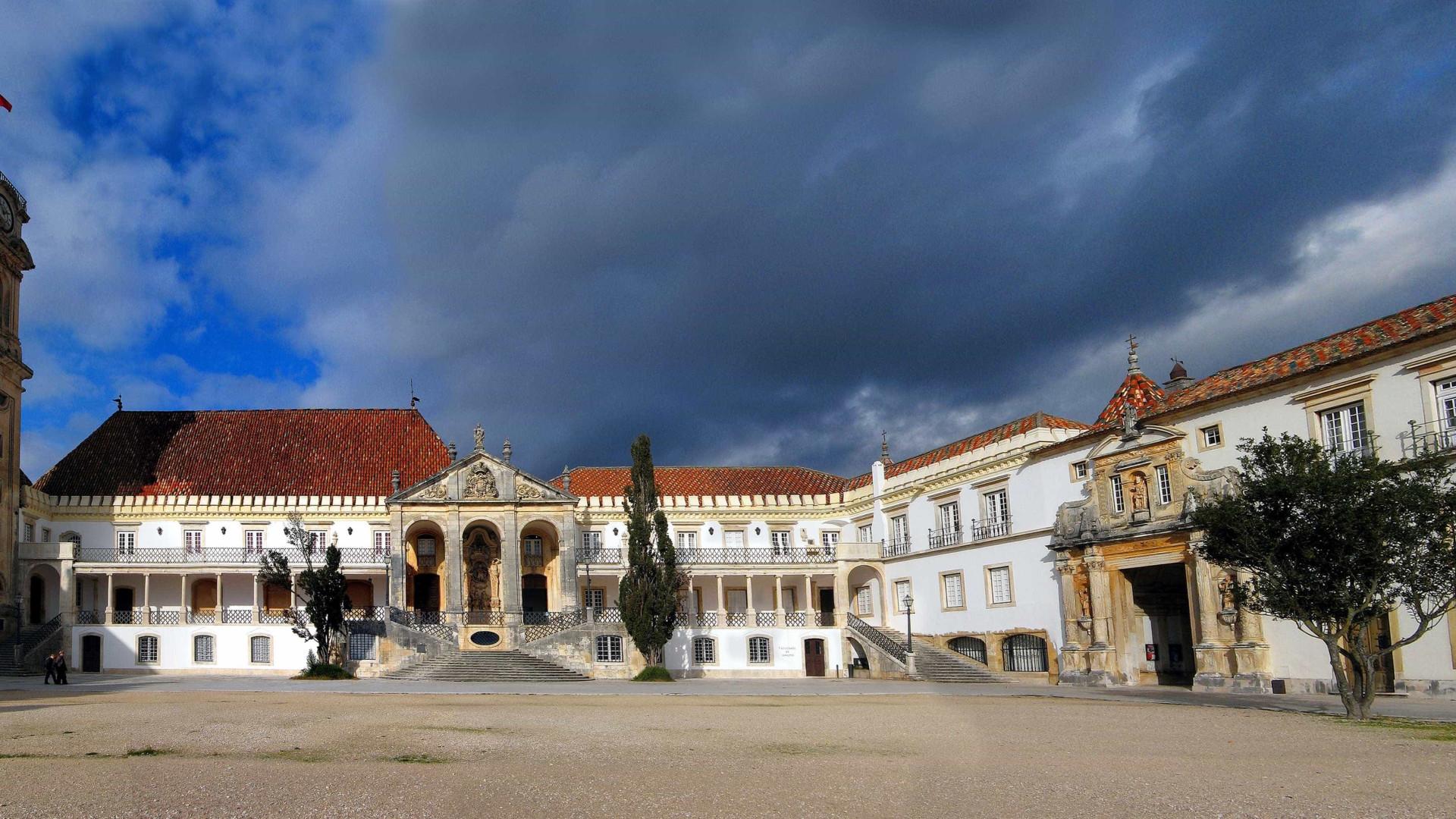 Universidade de Coimbra renova igreja do século XV