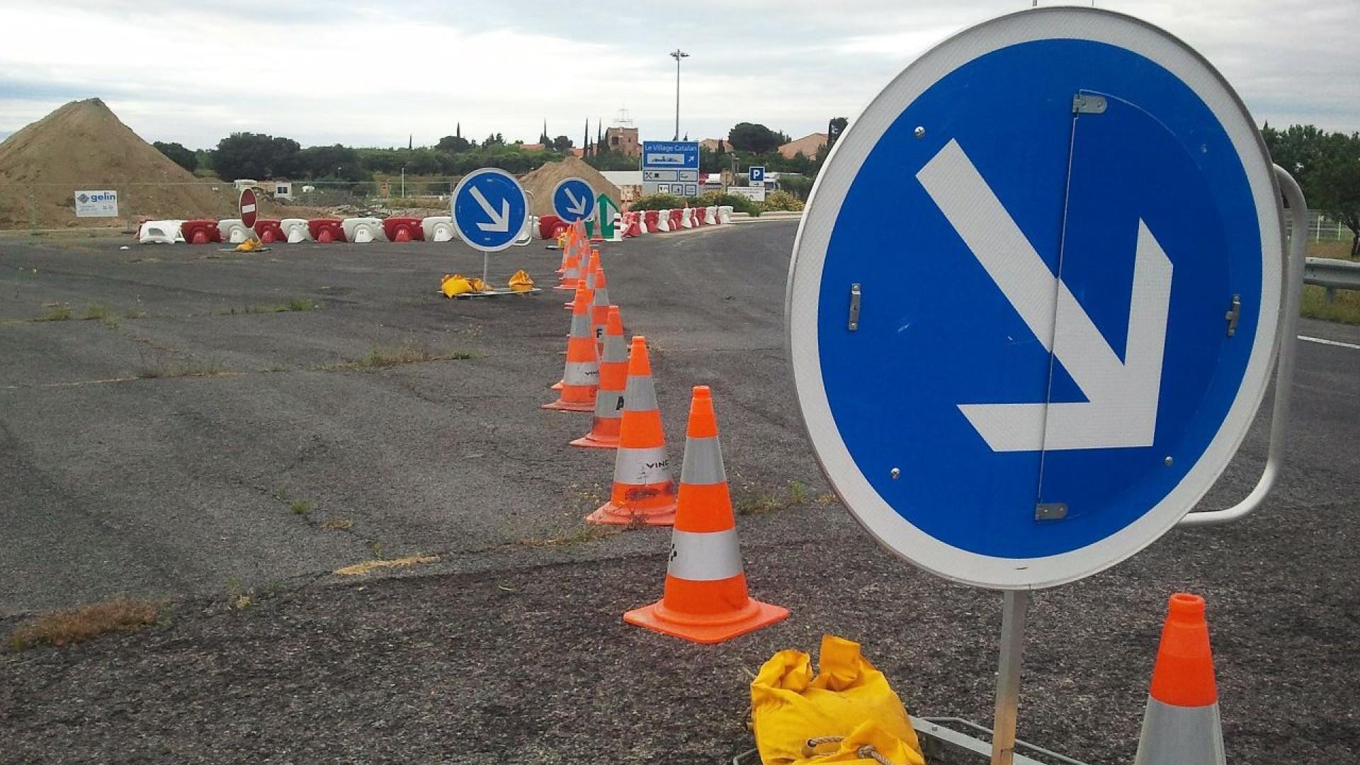 Despiste com carrinha na A25 em Albergaria causa oito feridos