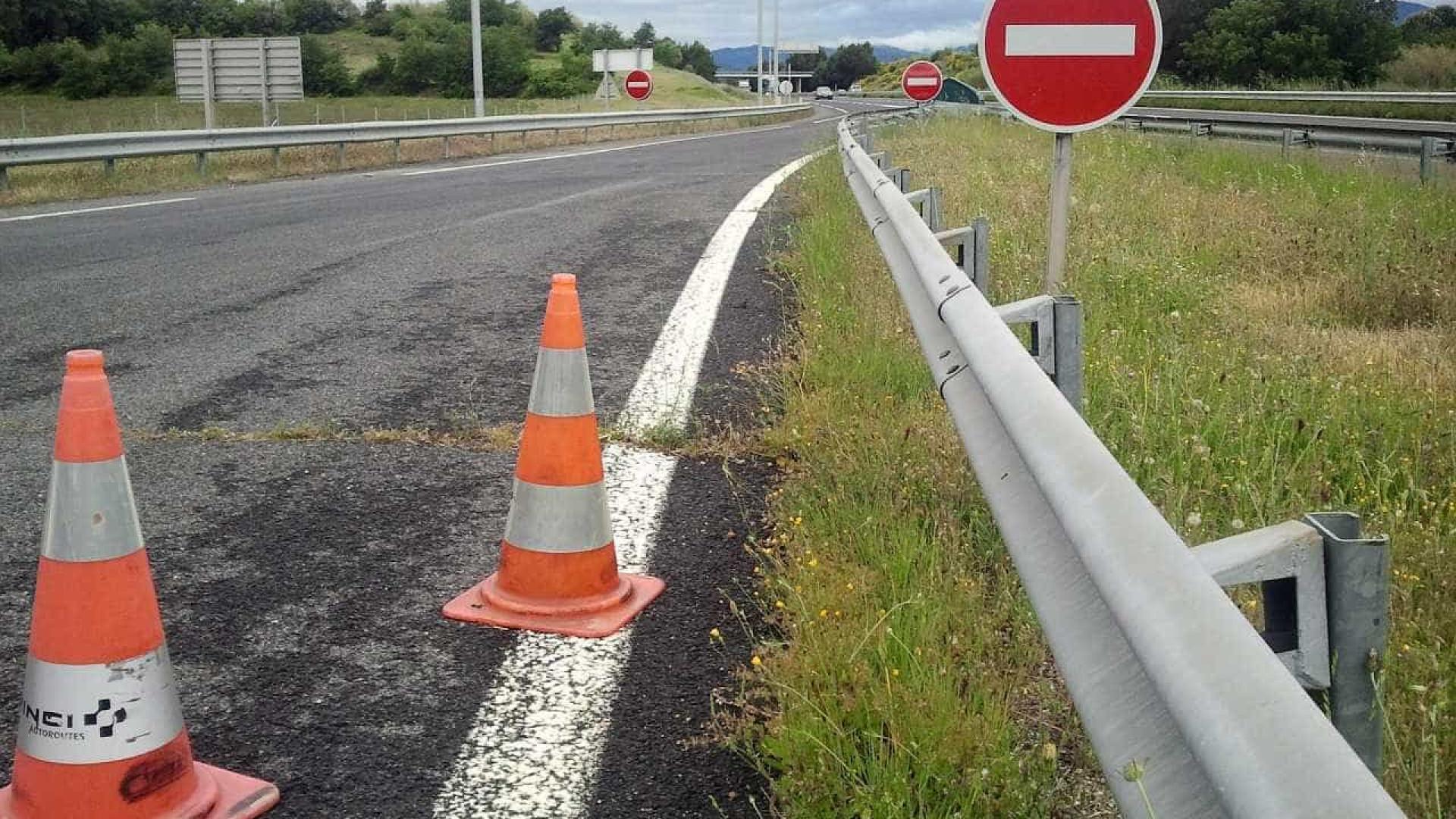 Trânsito restabelecido na A23 mas de forma condicionada