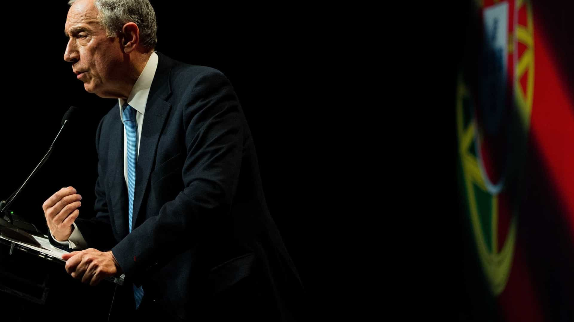 Marcelo espera que posições de sindicatos e Governo não afetem ano letivo