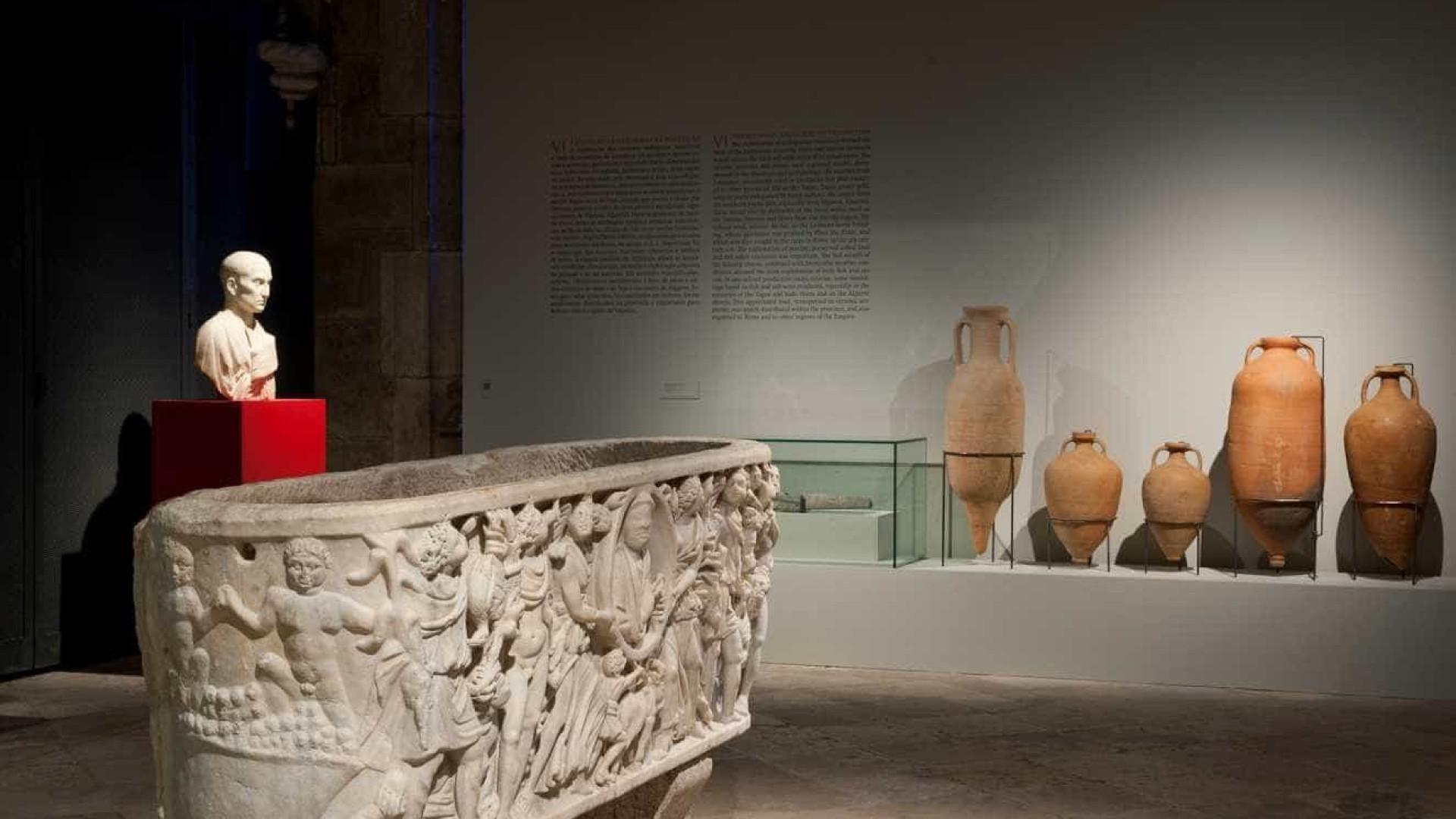 Pátera de Titúlcia com 2.500 anos em exposição em Lisboa na sexta-feira