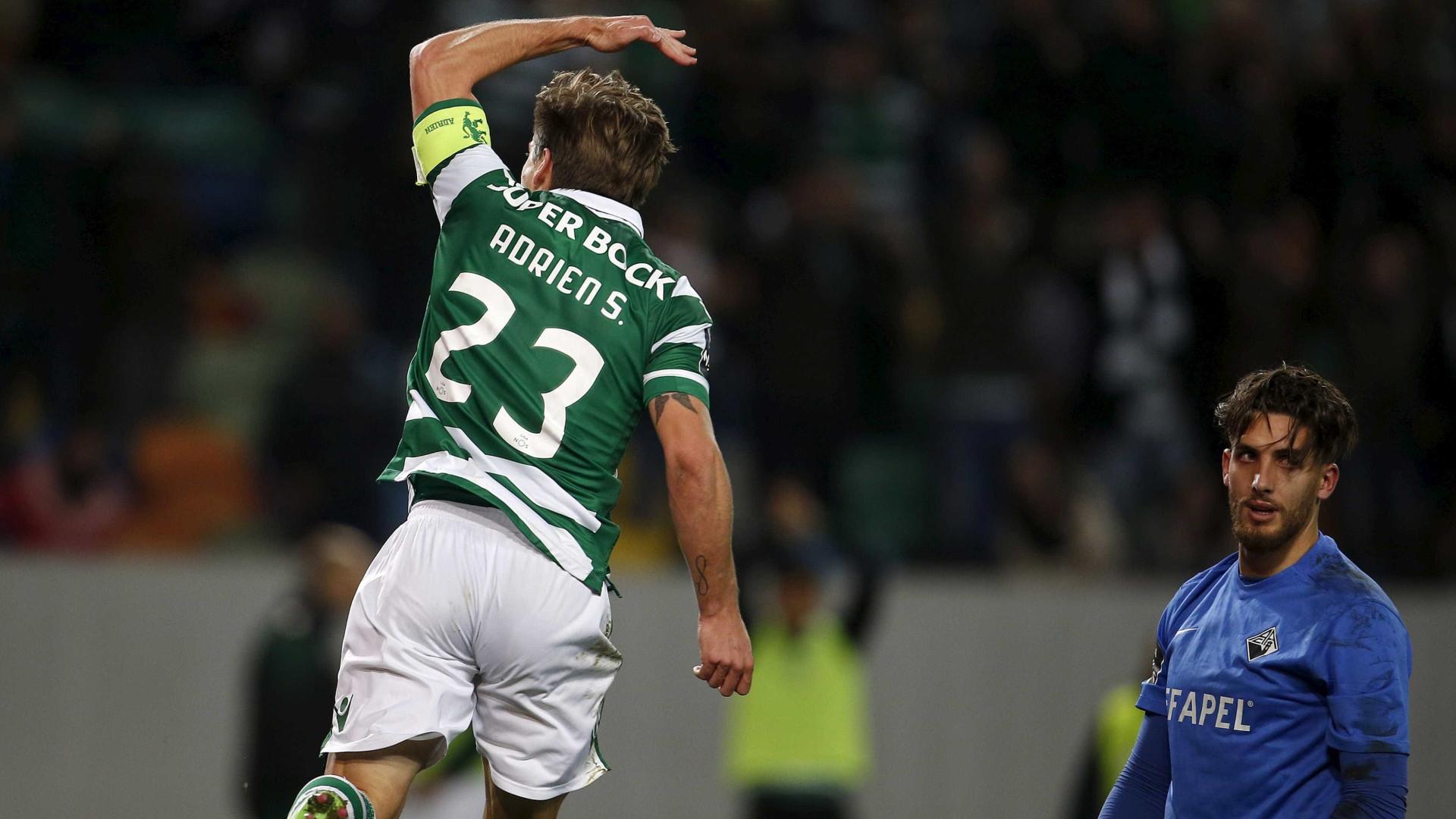 Leicester já prepara nova investida por Adrien