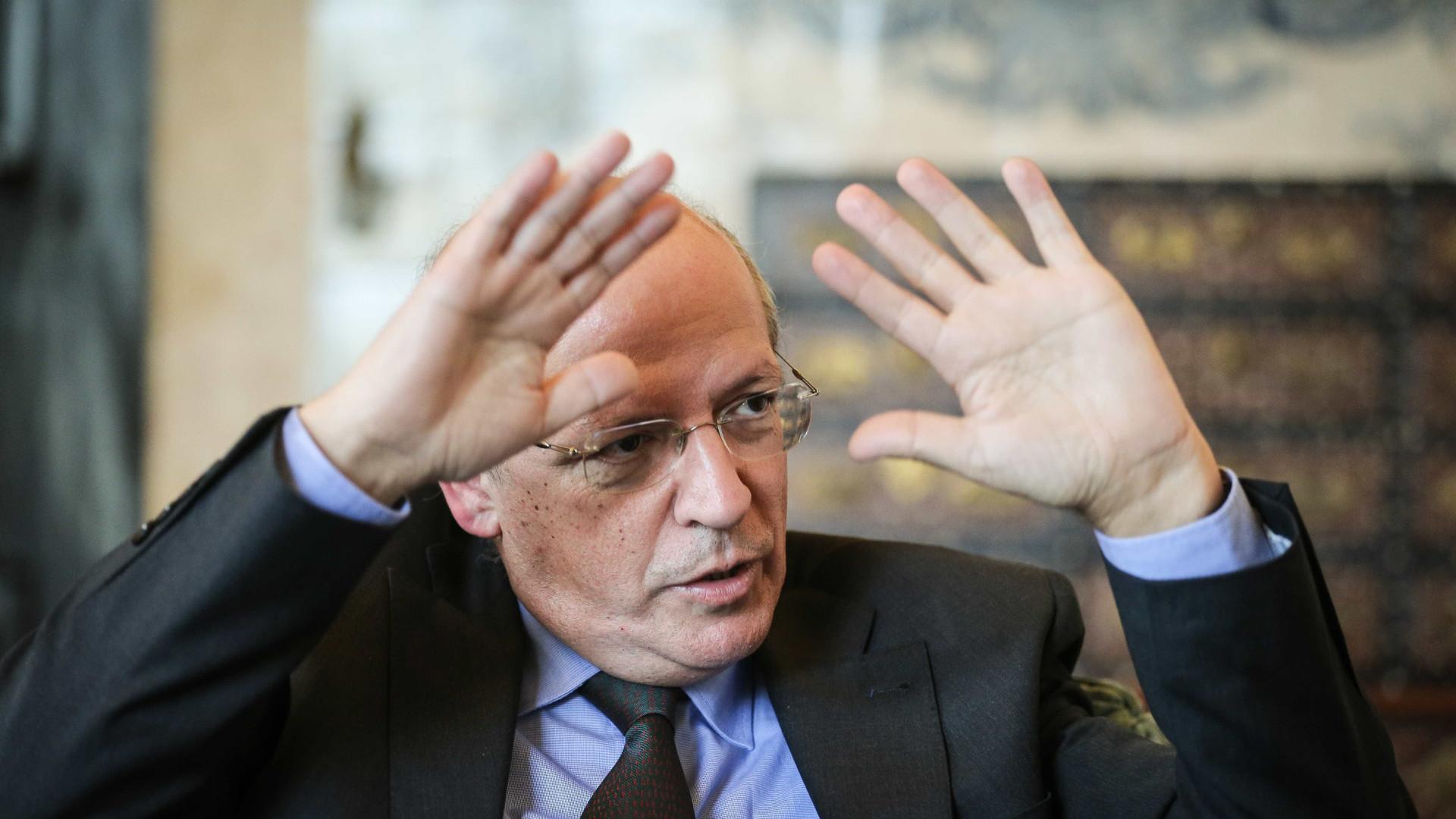 """Síria: """"É preciso evitar a todo o custo qualquer escalada"""""""