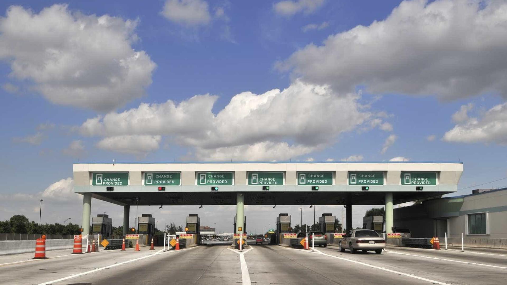 Clientes de autoestradas ou pontes com portagens têm dados seguros