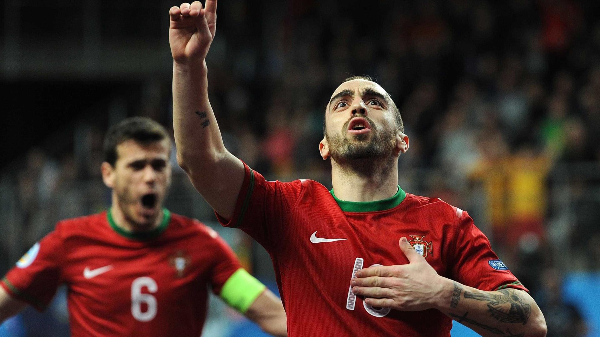 Seleção portuguesa de Futsal atingiu o terceiro lugar do ranking da UEFA