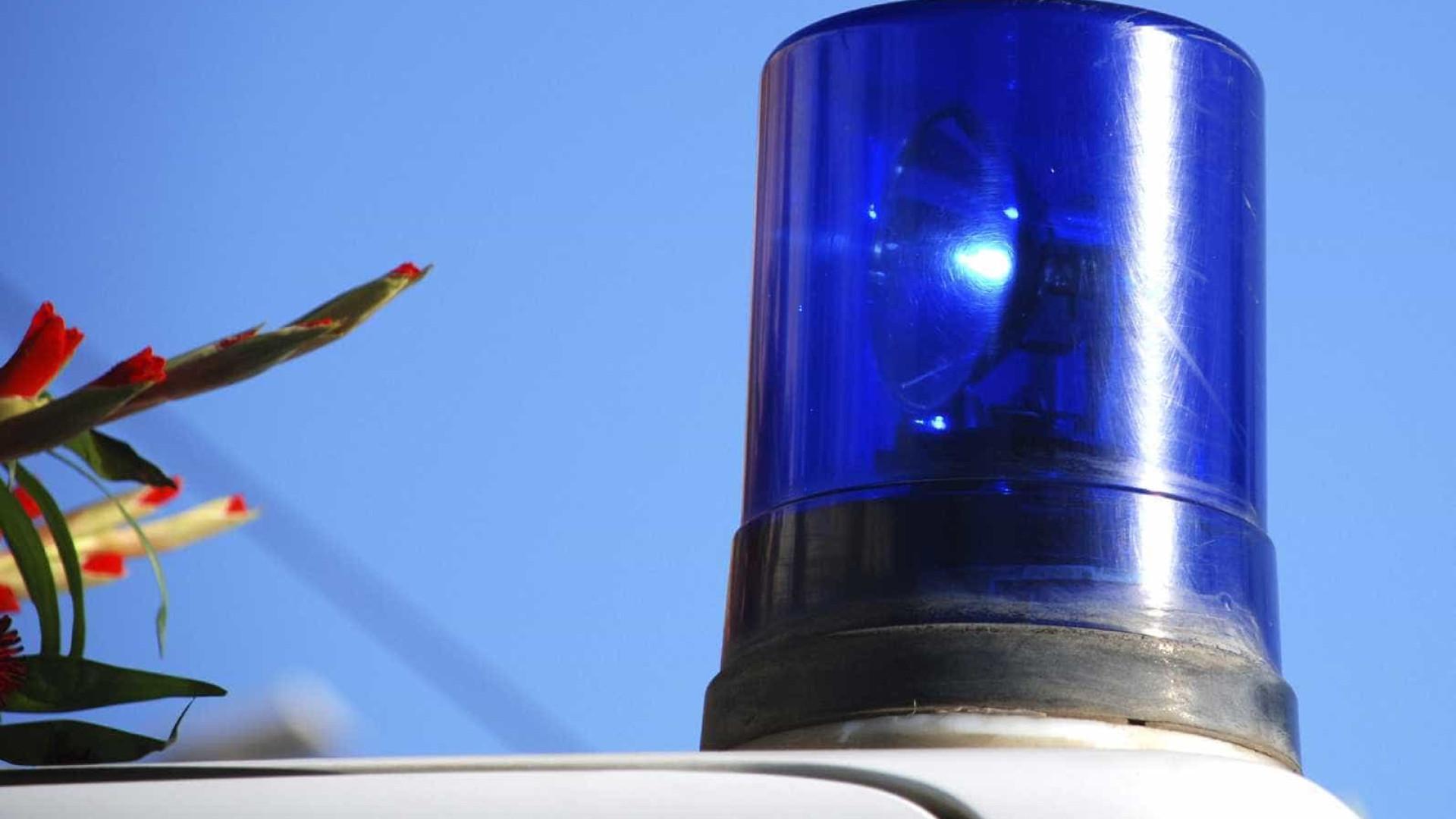 Ponta Delgada: Derrocada de habitação faz dois feridos ligeiros