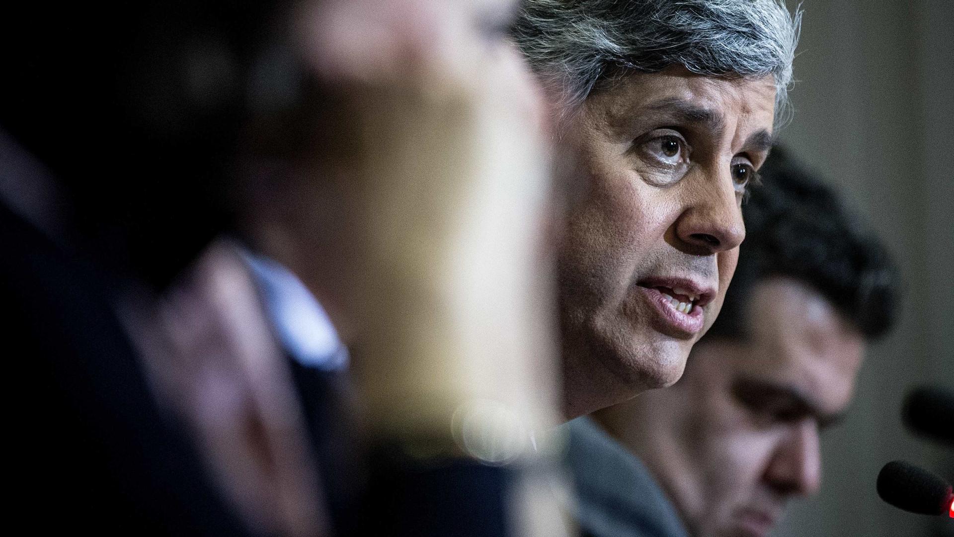 Centeno admite possibilidade de aumentos na Função Pública em 2019