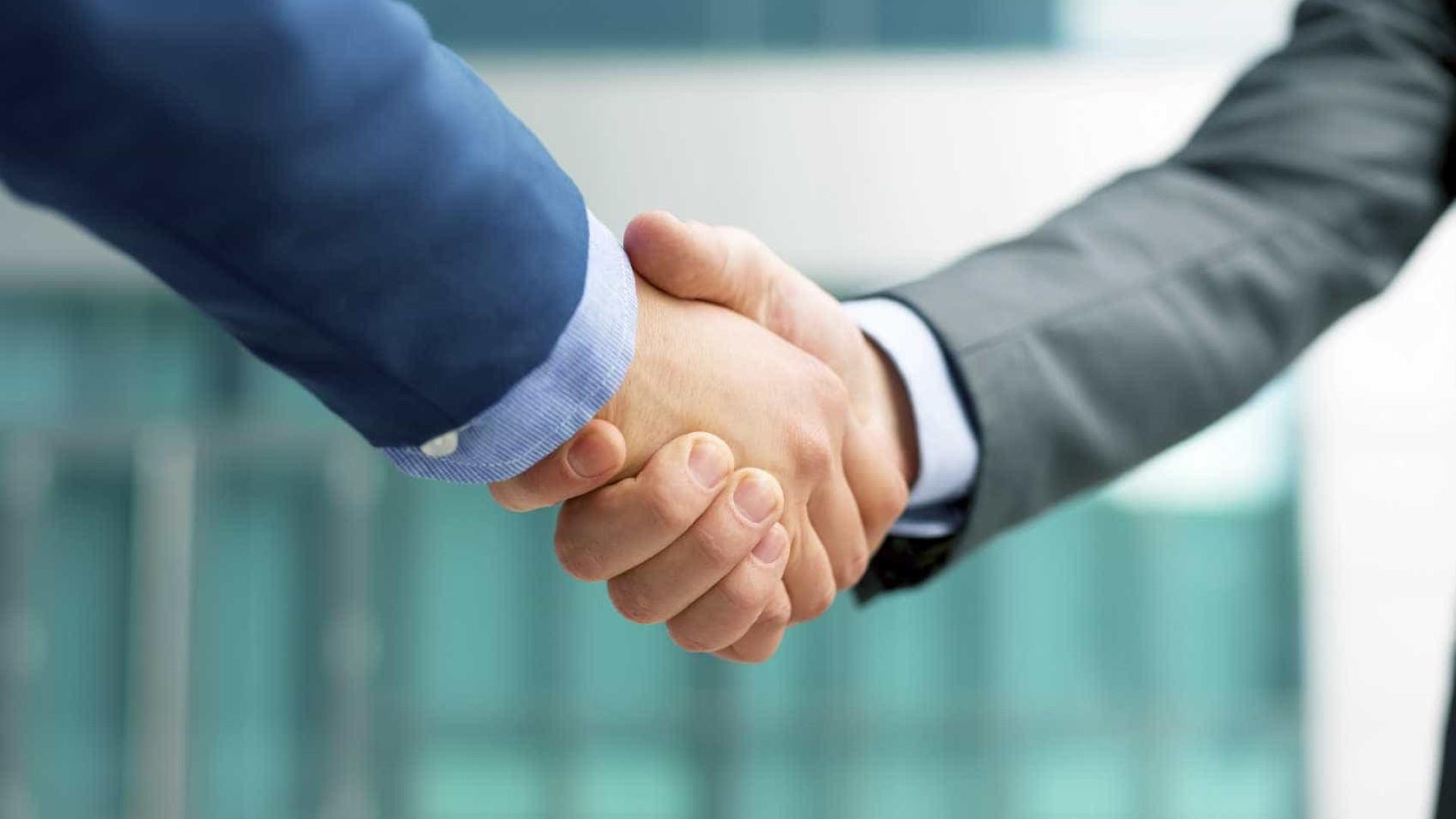 AICEP assina acordos com empresas chinesas