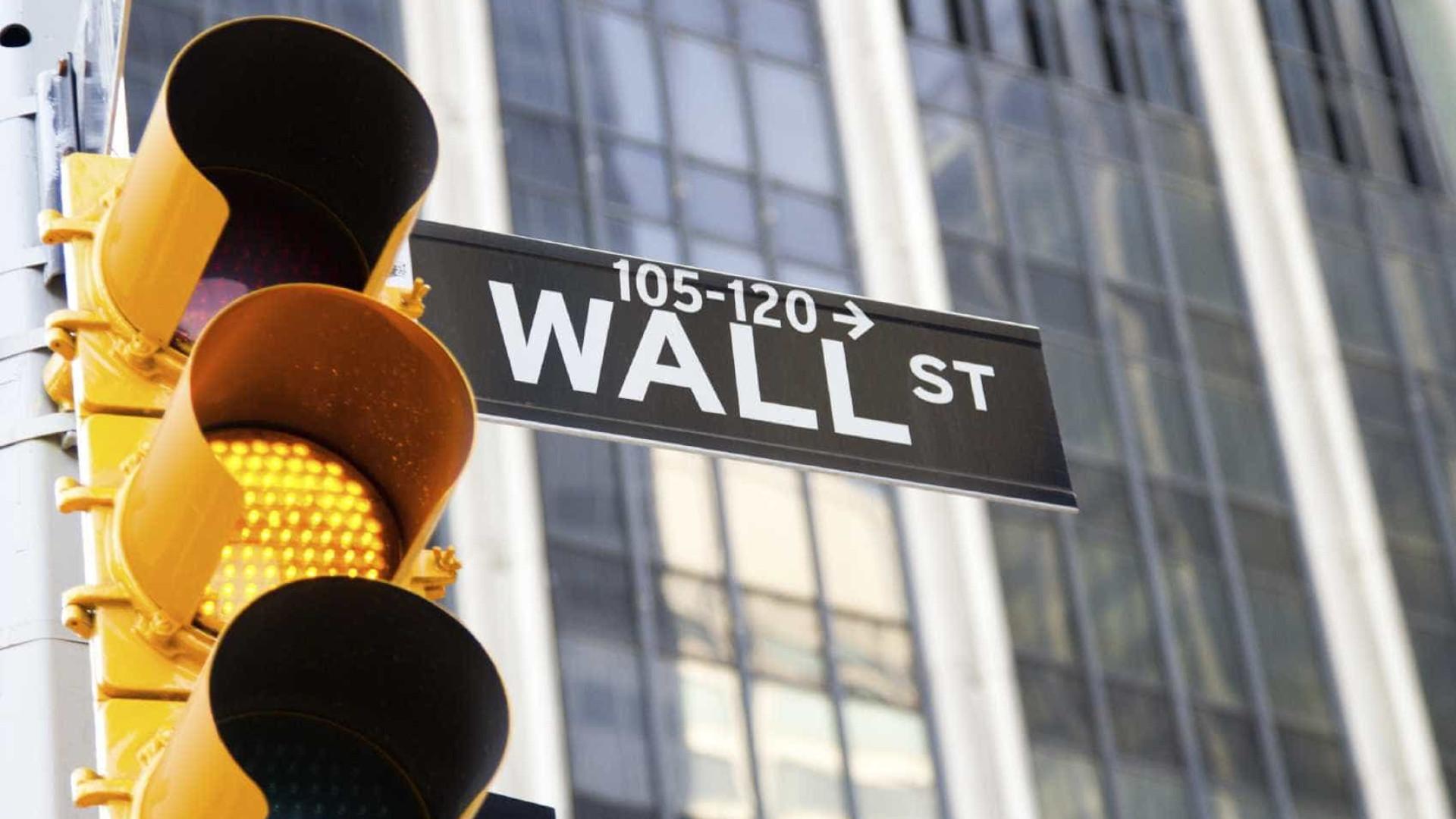 Wall Street negoceia em alta a beneficiar dos bons resultados de empresas