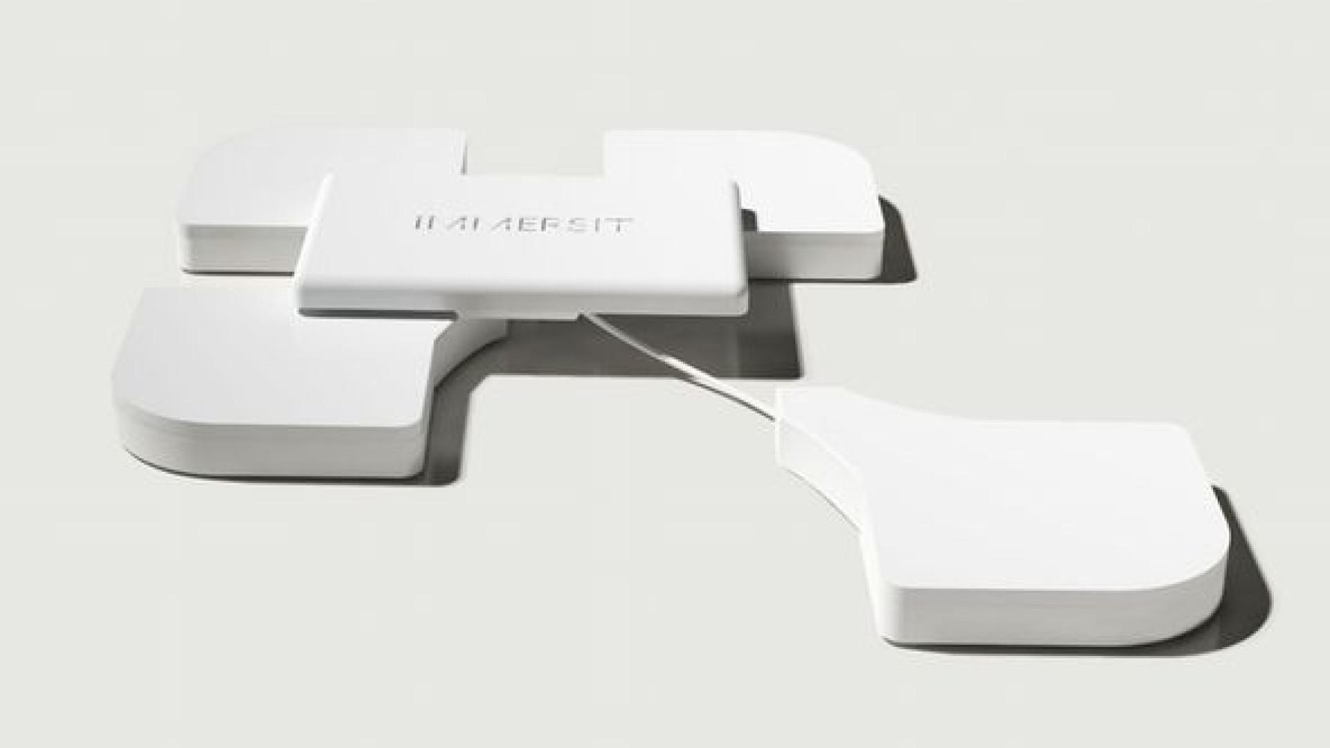 O seu sofá pode contribuir para uma realidade virtual mais imersiva