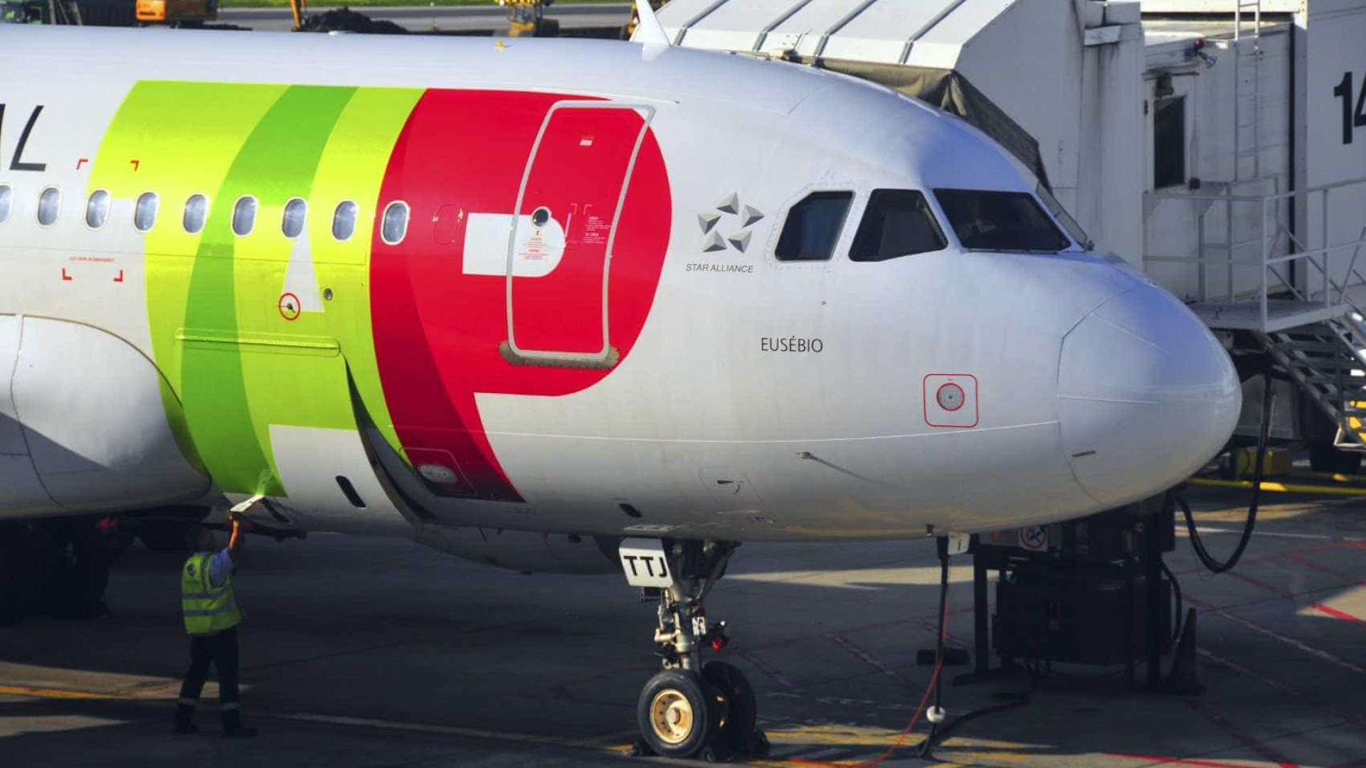 Número de passageiros da TAP sobe 13,6% e ultrapassa 12 milhões