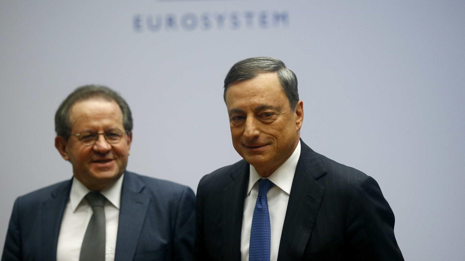 Brexit: BCE está disposto a apoiar bancos que reorganizem a sua atividade