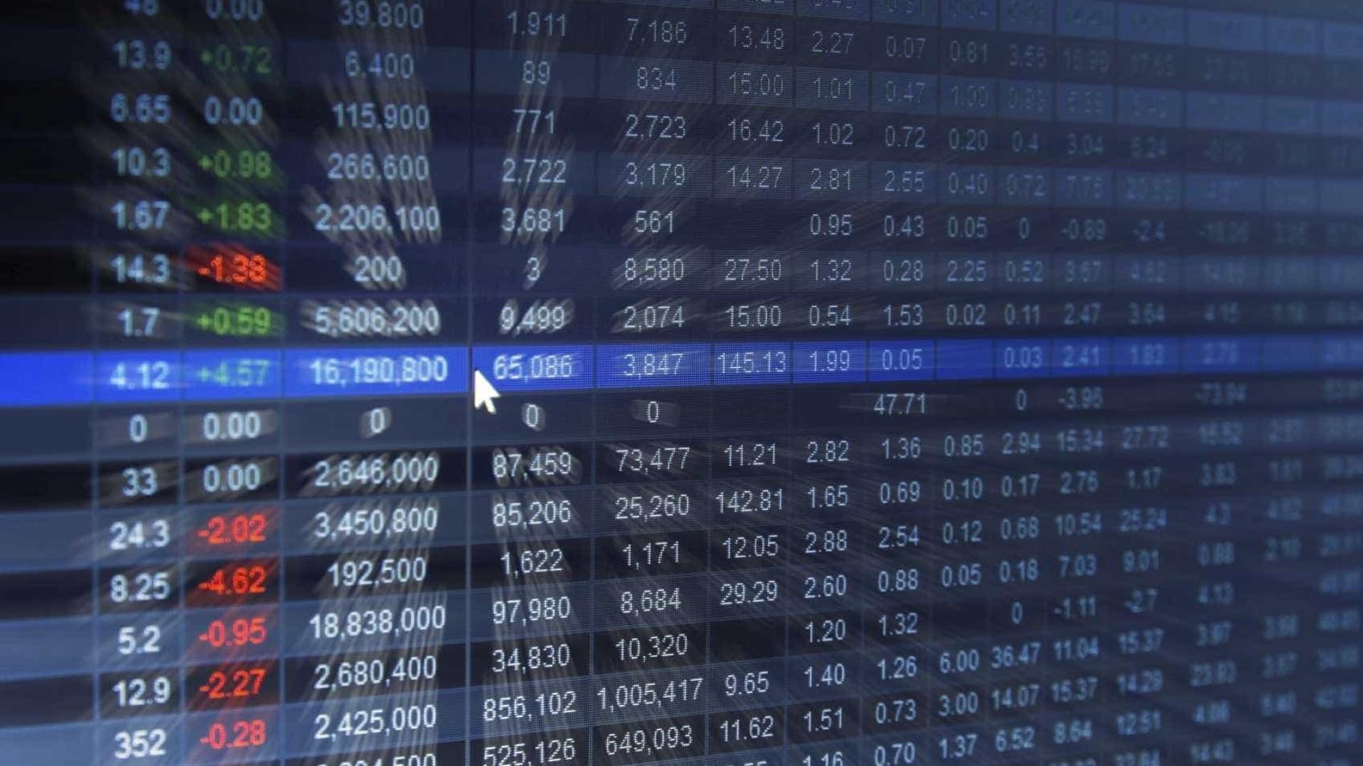 Bolsa de Lisboa em alta com Pharol a subir mais de 3%