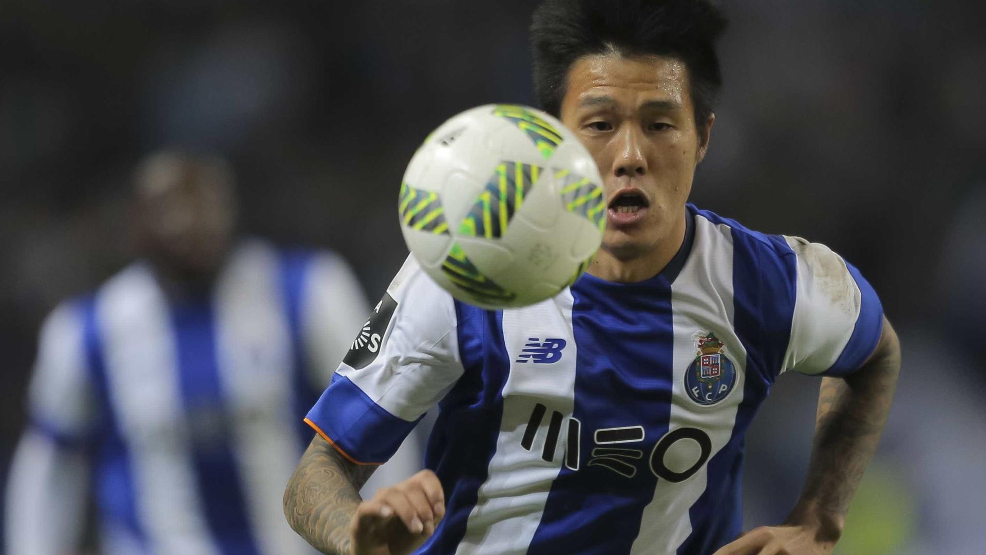 Oficial: Suk no Troyes por empréstimo do FC Porto