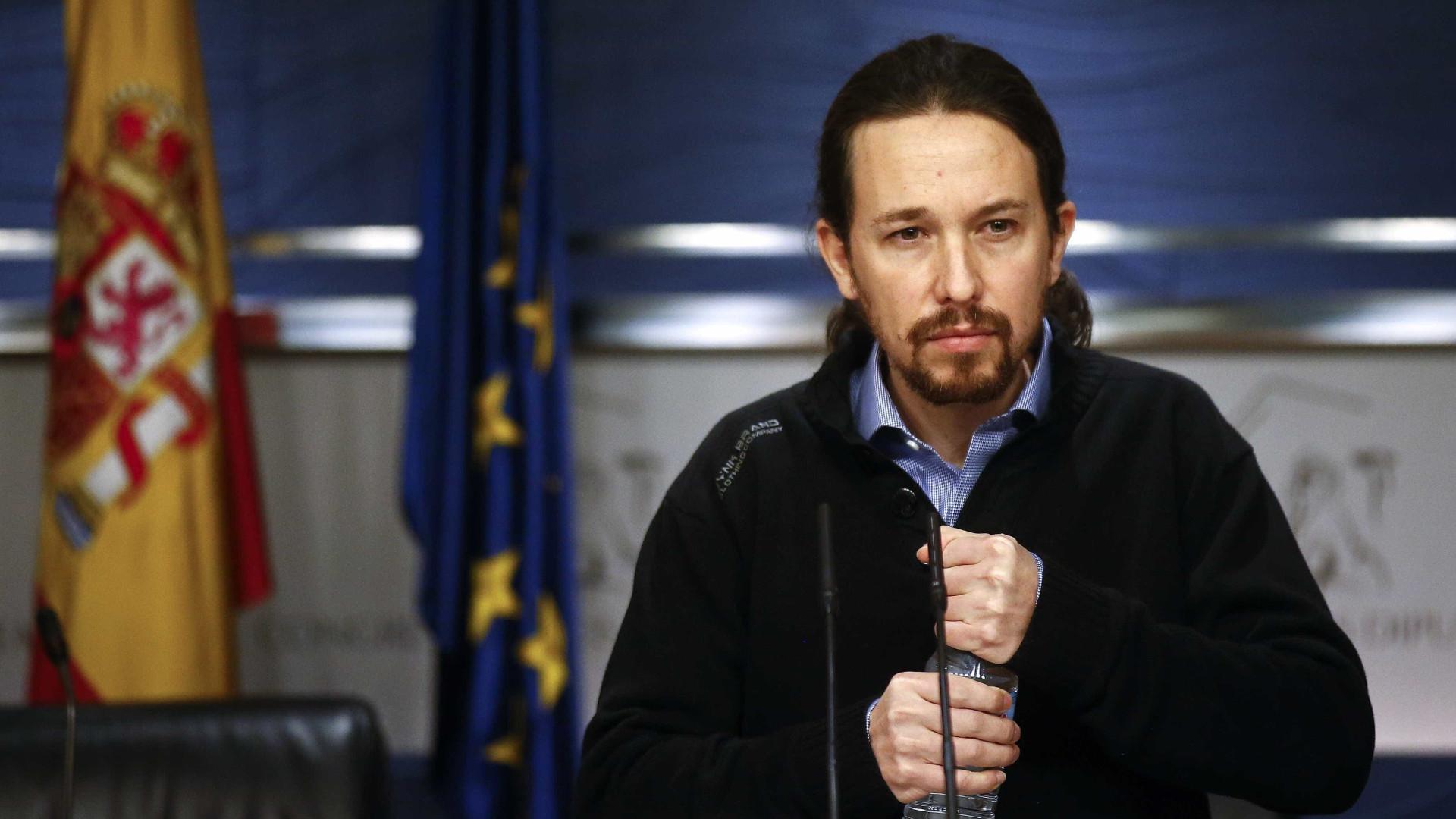 Pablo Iglesias mantém liderança mas toma nota dos votos contra