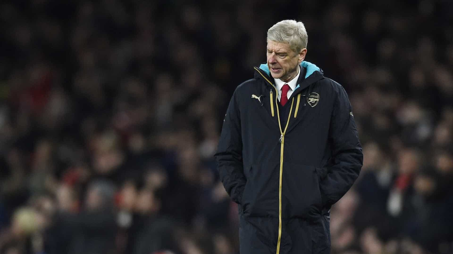 Arsenal já prepara sucessão de Wenger com um alemão à cabeça