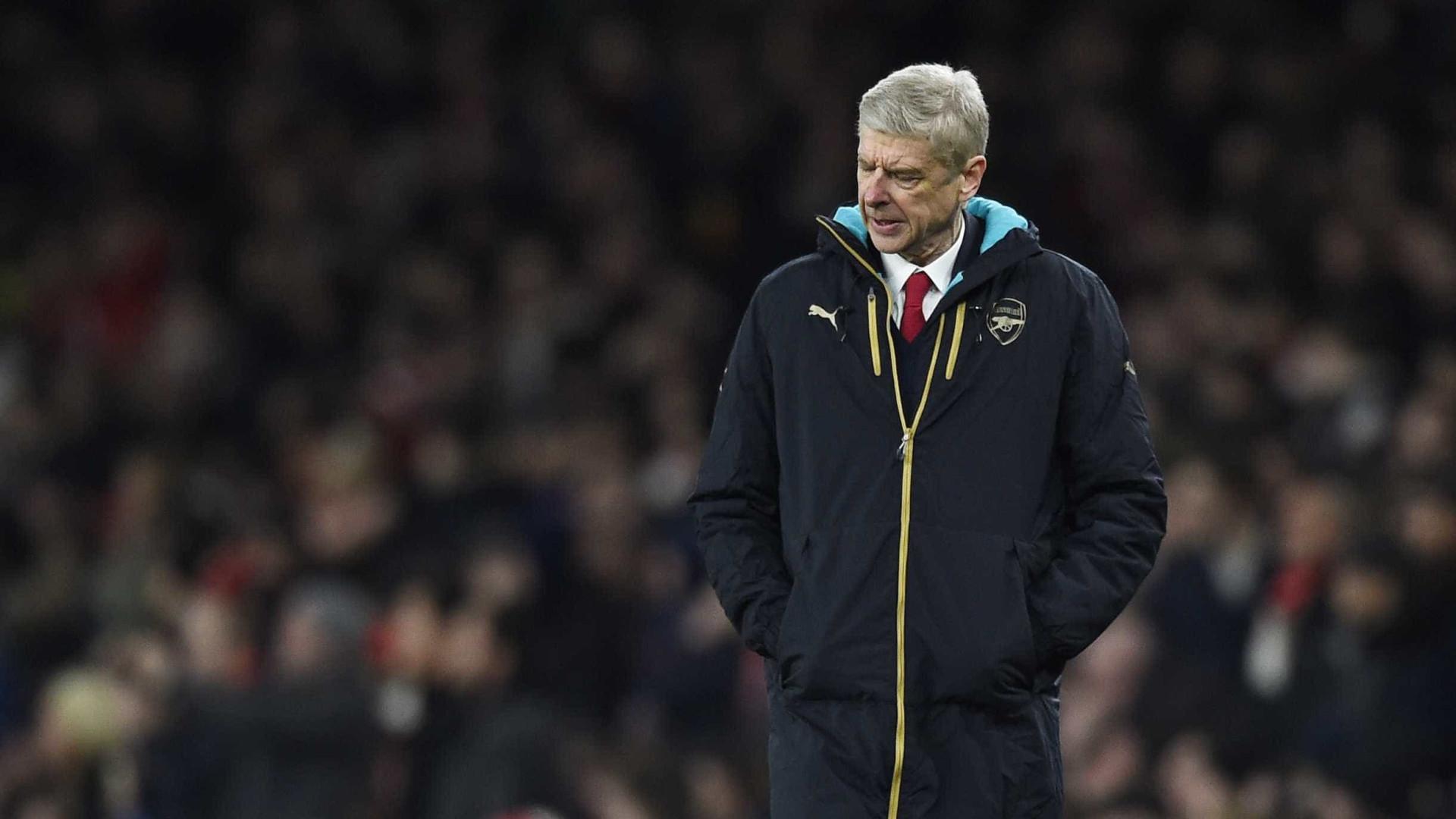 Wenger promete novidades para depois da final da Taça