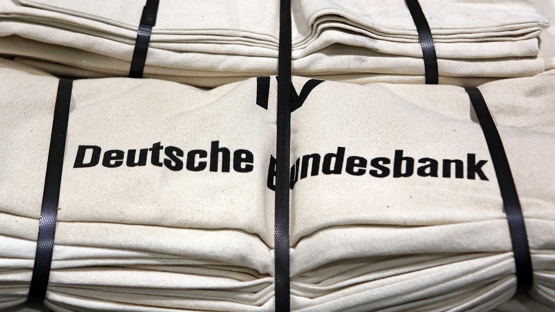 Bundesbank prevê que economia alemã volte a crescimento forte