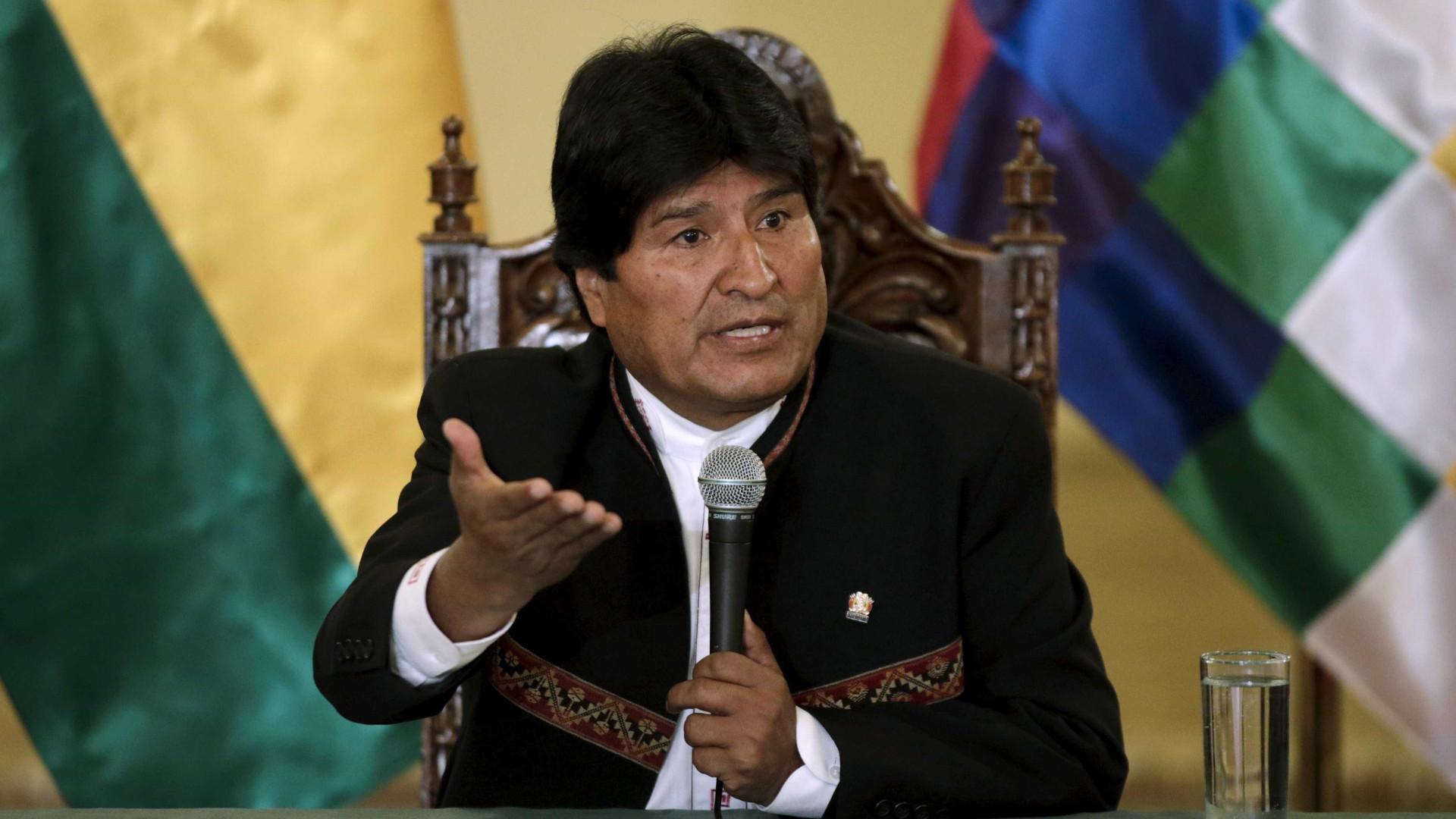 """Bolívia considera que Guatemala mudar embaixada é um """"ato ridículo"""""""