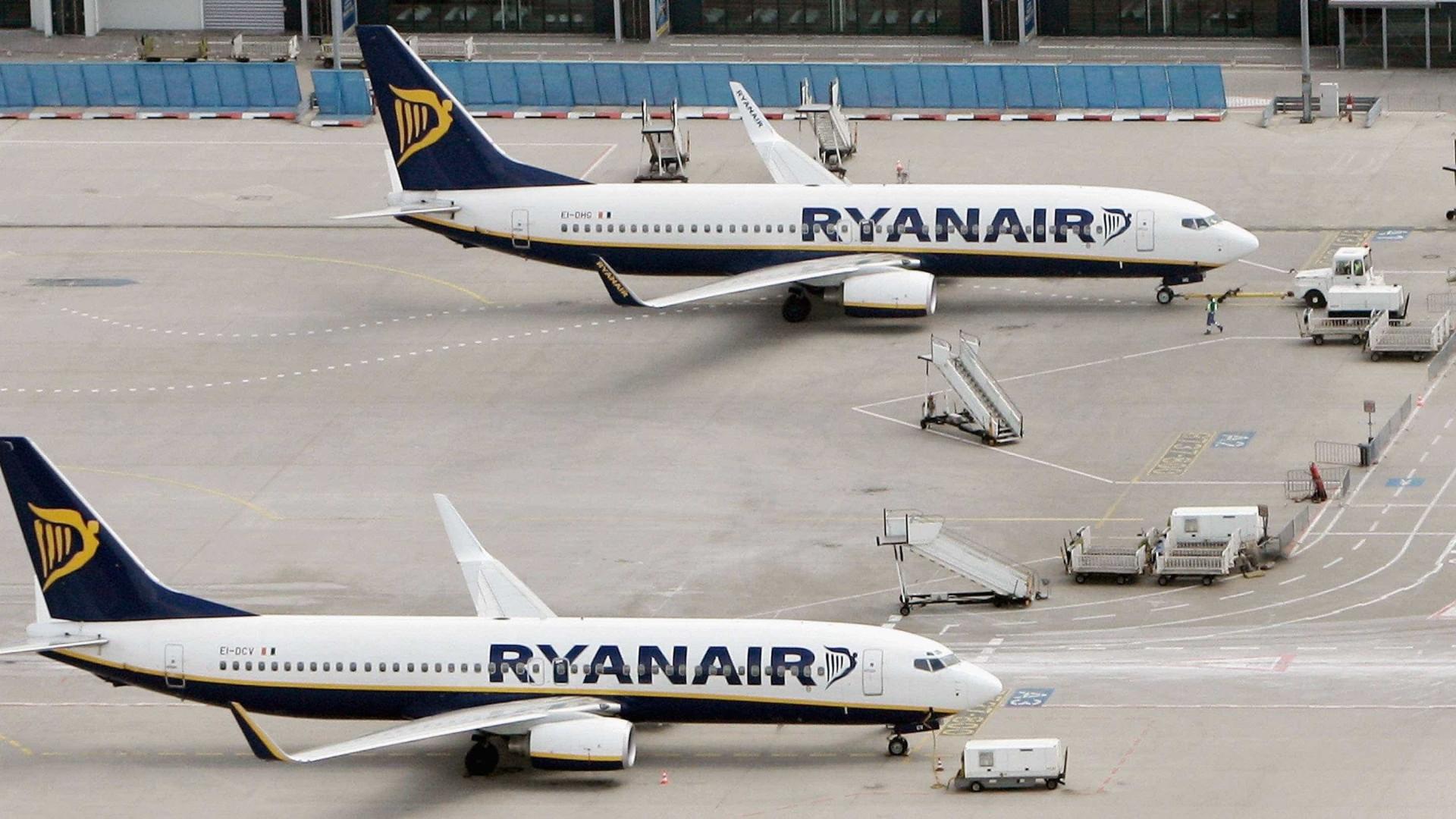 """Sindicato considera """"inaceitáveis"""" condições para reunir-se com Ryanair"""