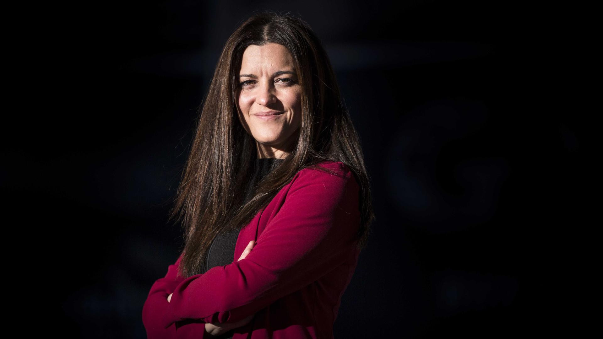 Marisa Matias sem medo de apoiar Mélenchon em Paris