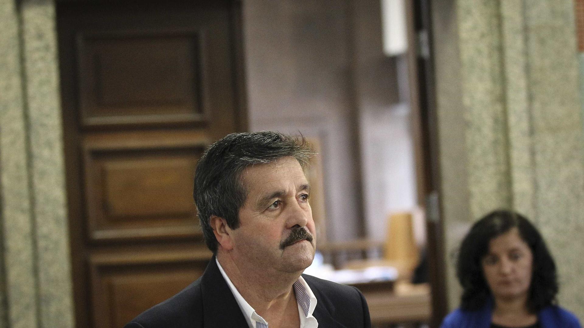 Alguns crimes de que Manuel Godinho é acusado declarados prescritos
