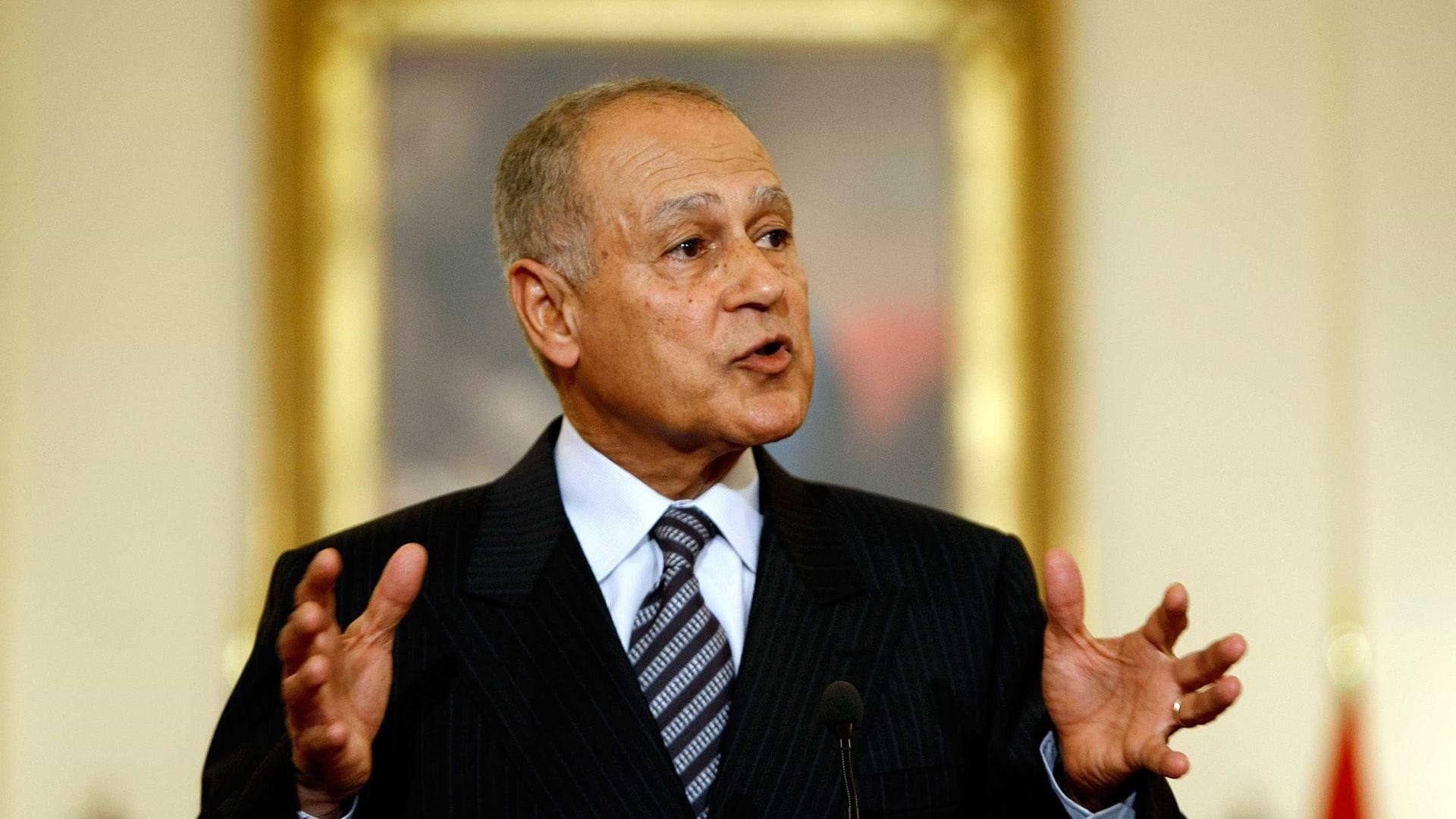 Liga Árabe pede a Guatemala para rever decisão sobre Jerusalém