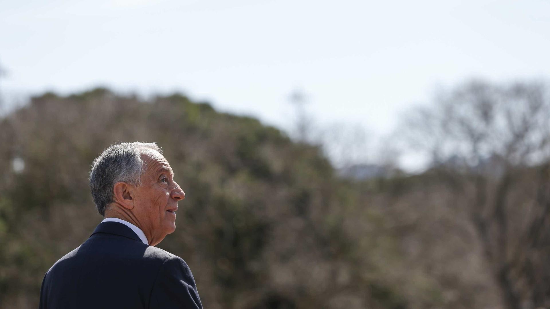 Presidente da República saúda elevação e civismo dos açorianos