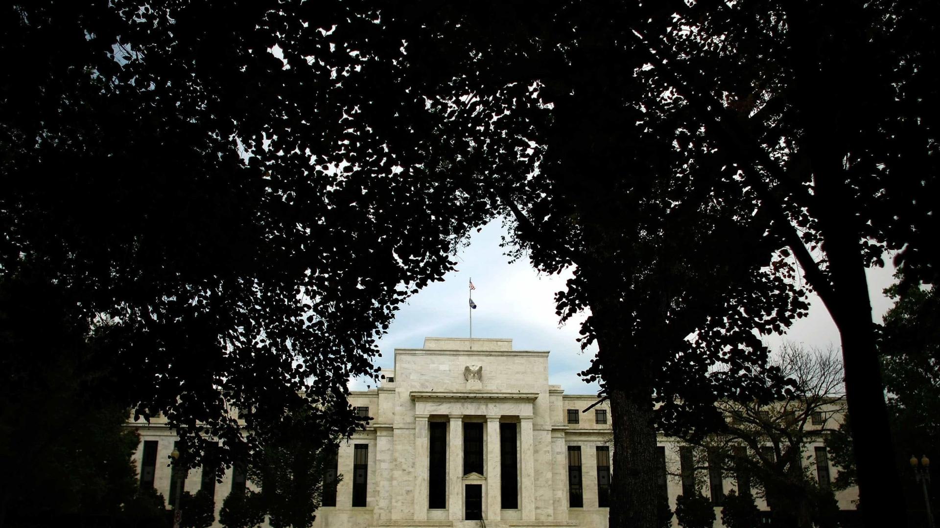 Reserva Federal prevê mais duas subidas de juros este ano