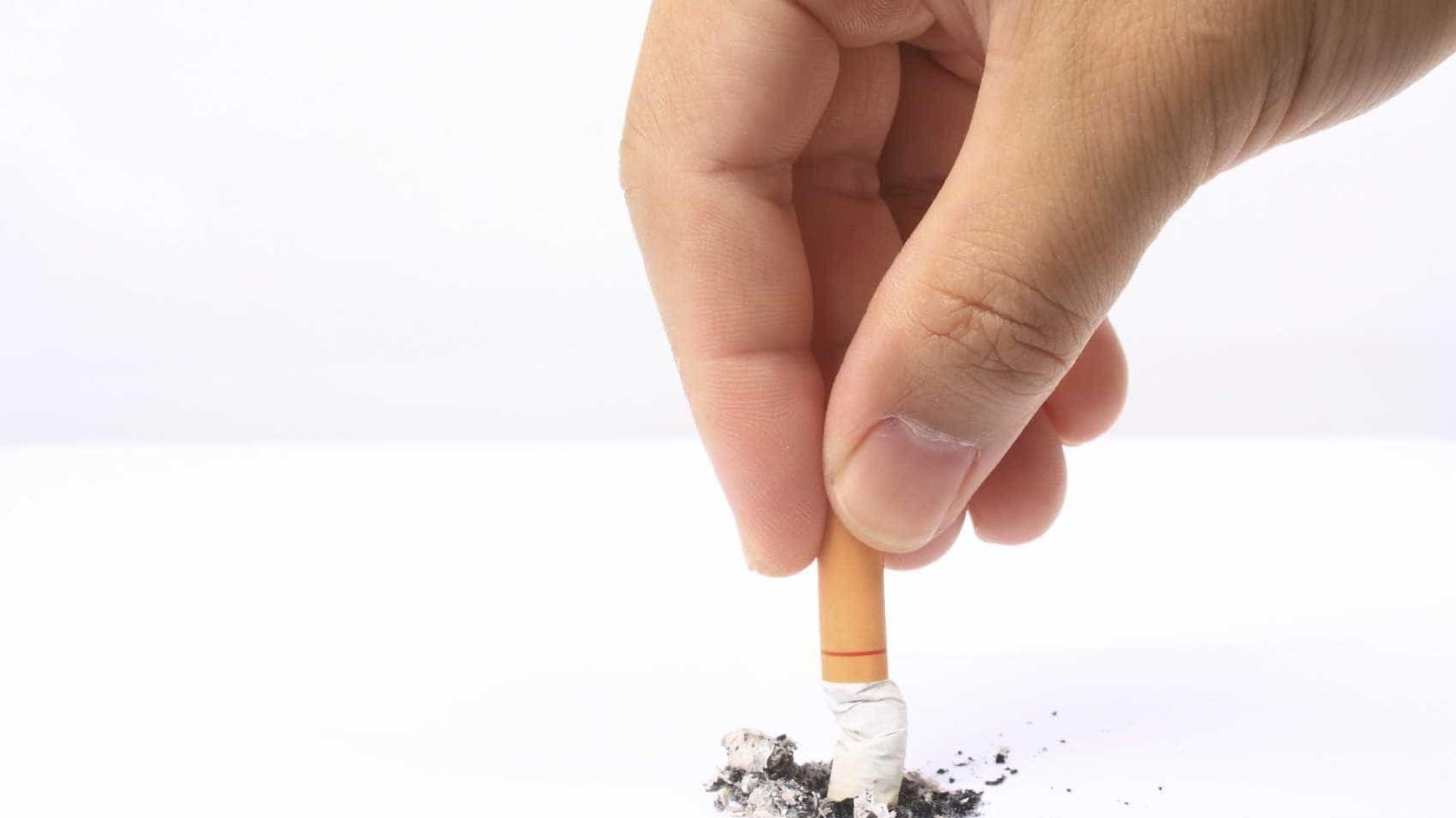 O que acontece ao corpo quando deixa de fumar