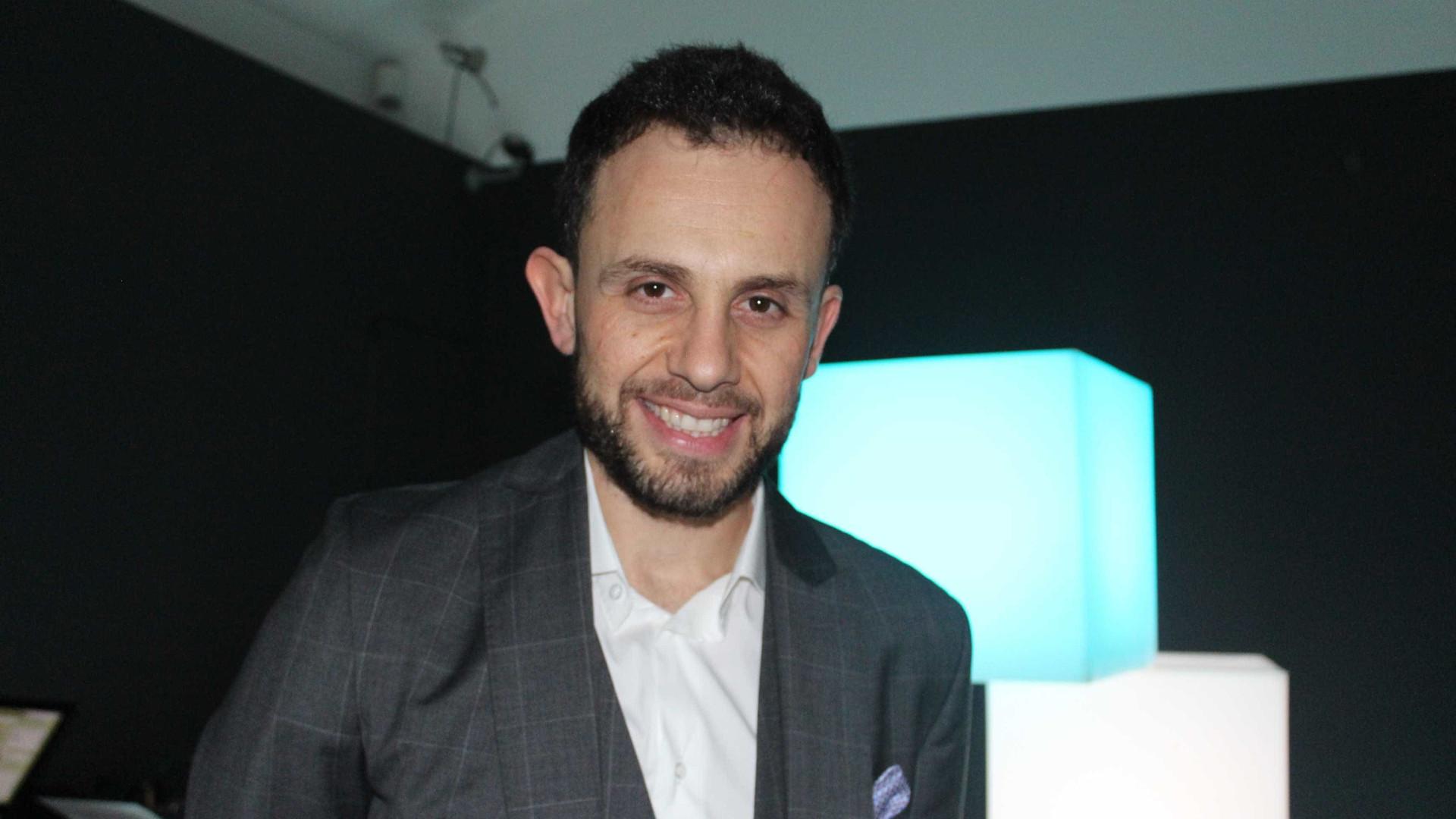 João Paulo Rodrigues confirma: Está novamente apaixonado
