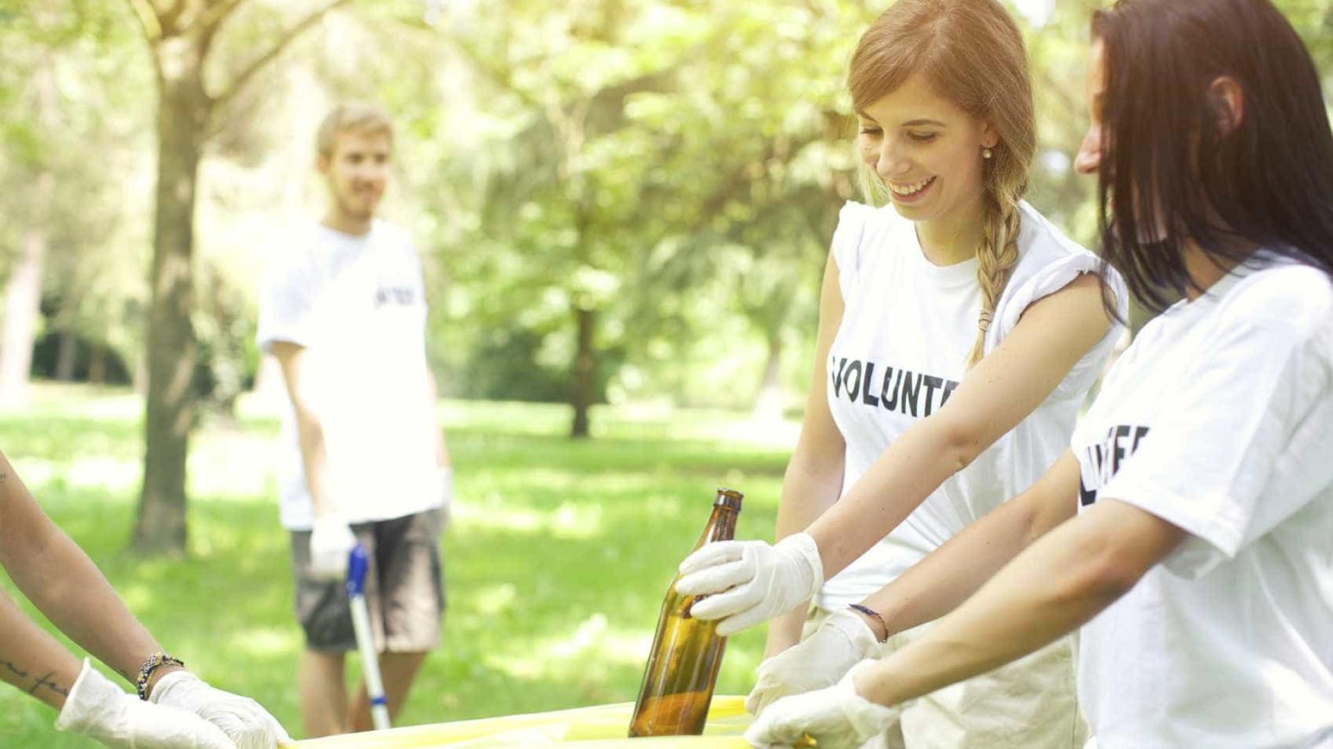 Ação de voluntariado envolve mais de oito mil pessoas no Barreiro