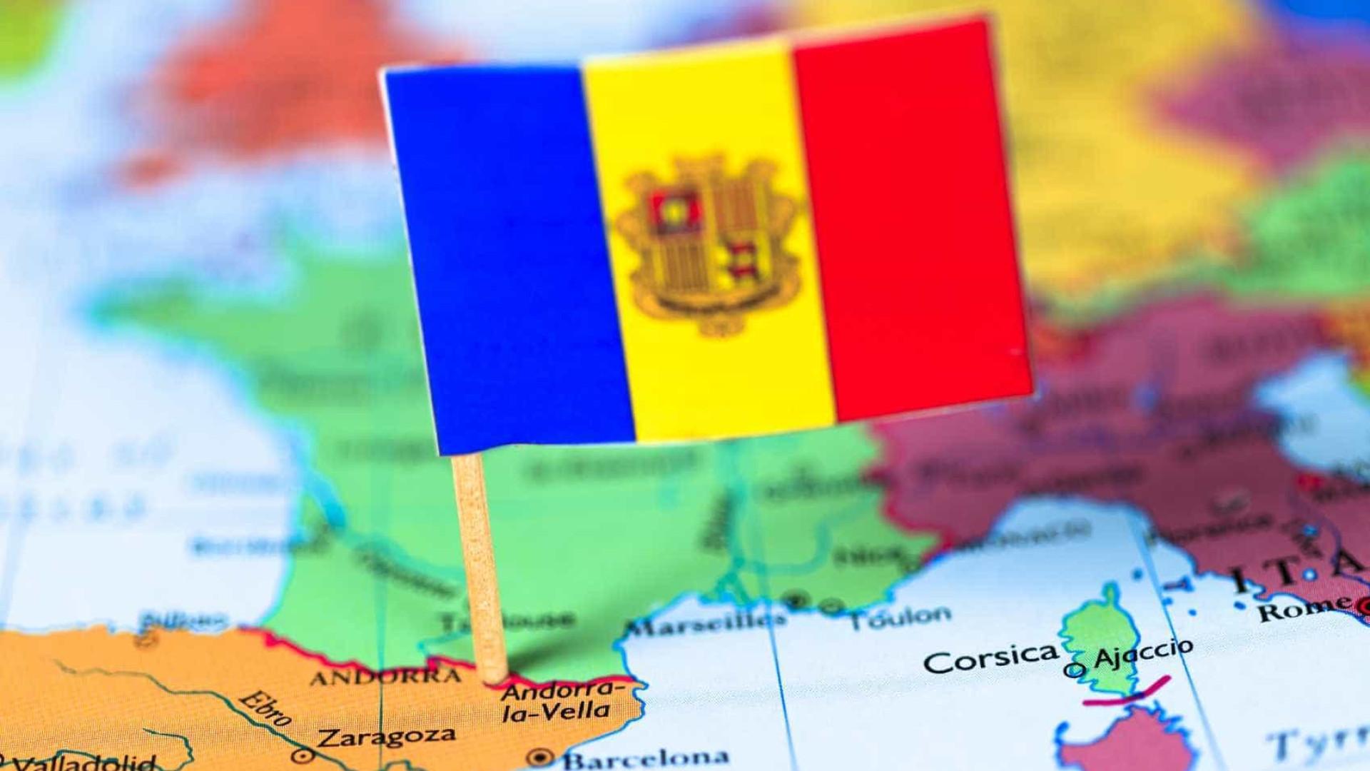 Andorra vai pedir para se tornar país observador associado na CPLP