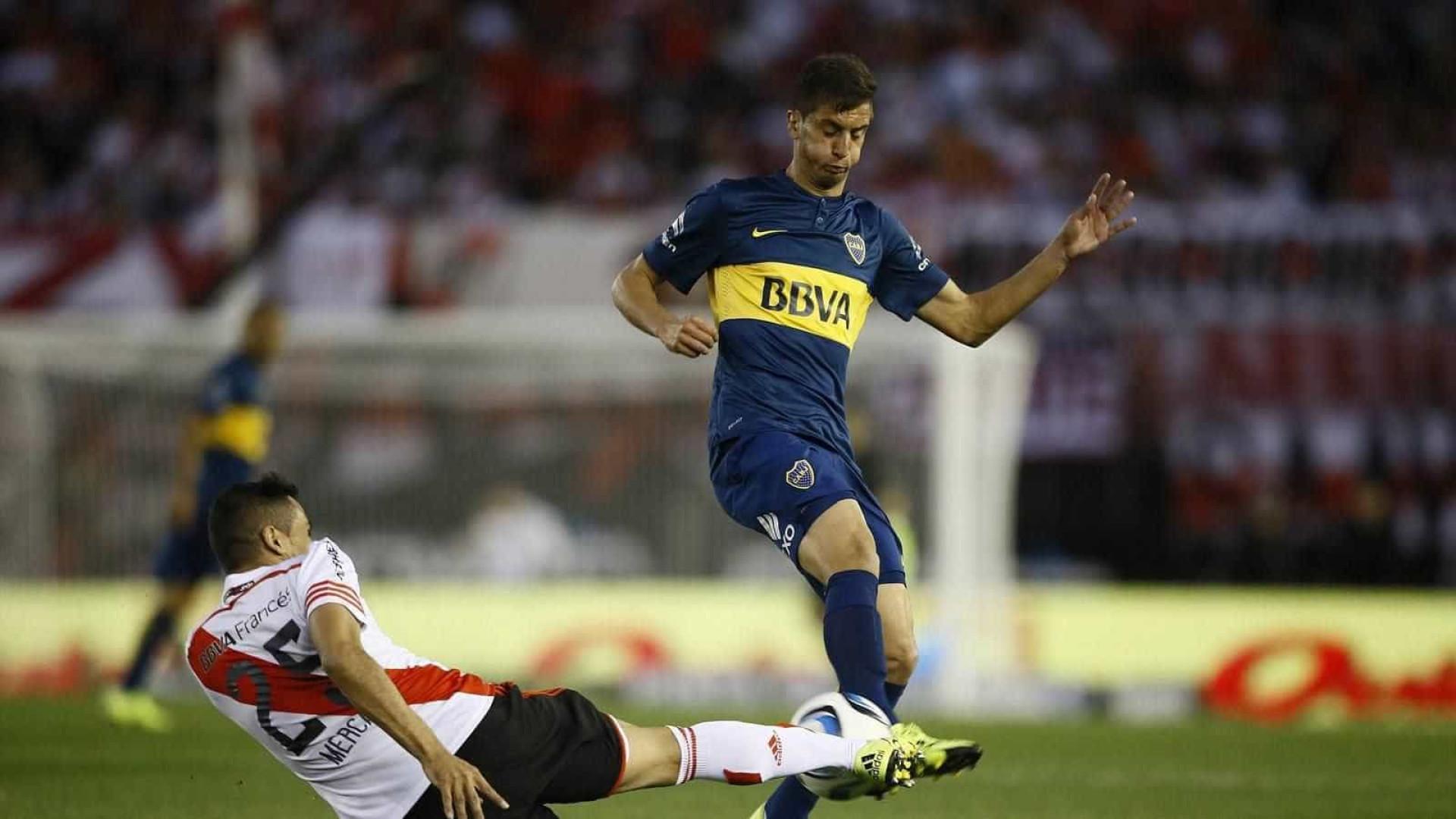 Juventus contrata jovem ao Boca Juniors