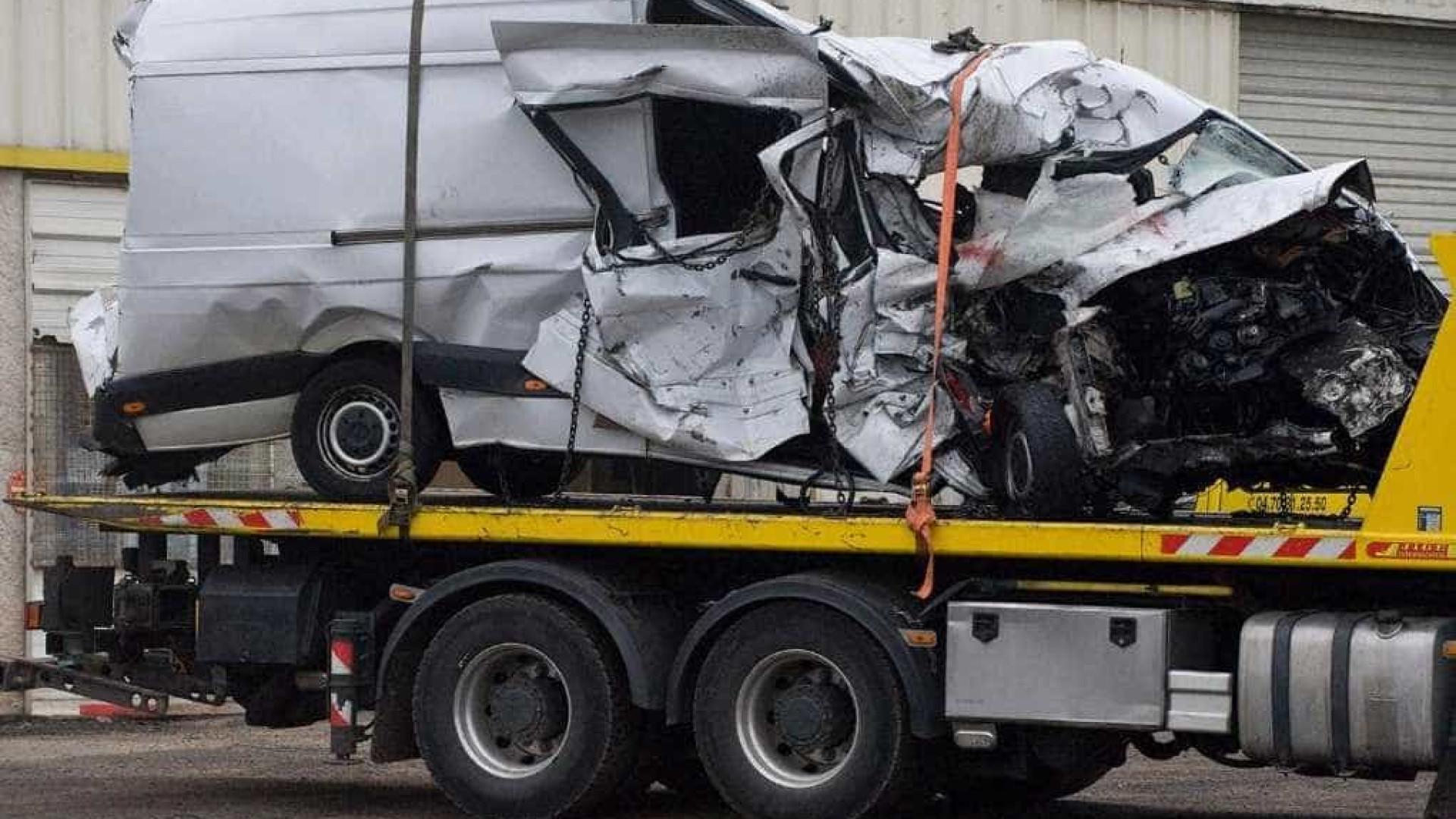 Condutor envolvido em acidente que matou 12 pessoas em tribunal em junho