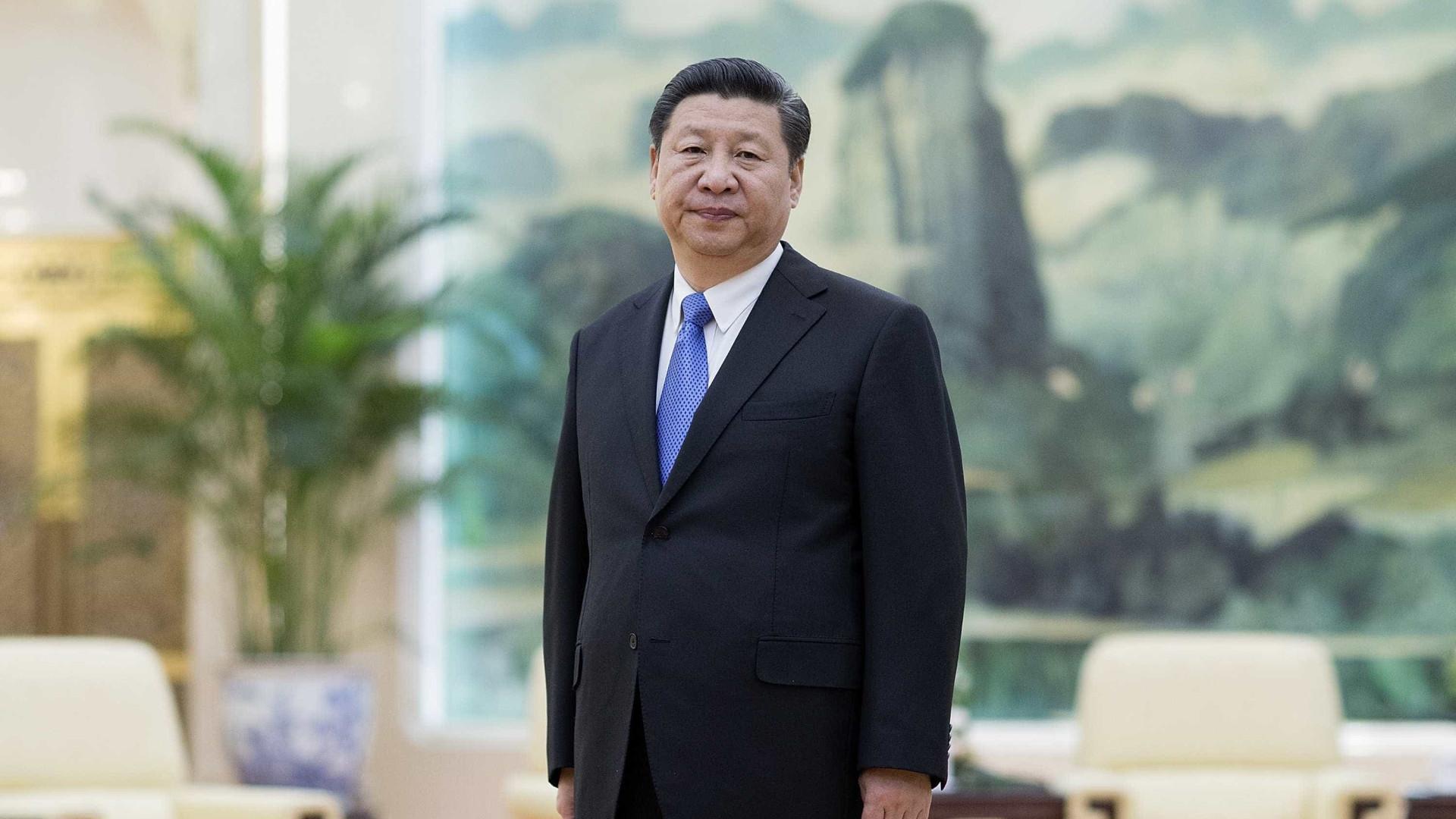Presidente chinês envia mensagem de condolências a Marcelo
