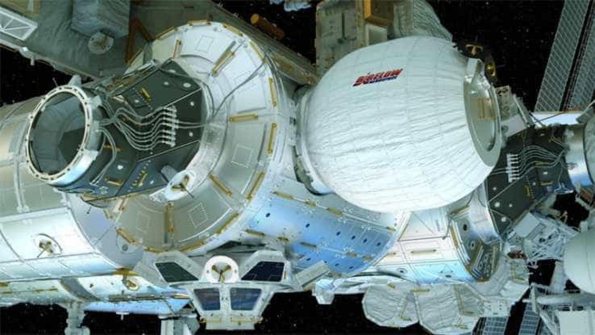 Estações espaciais insufláveis podem estar em órbita em 2020