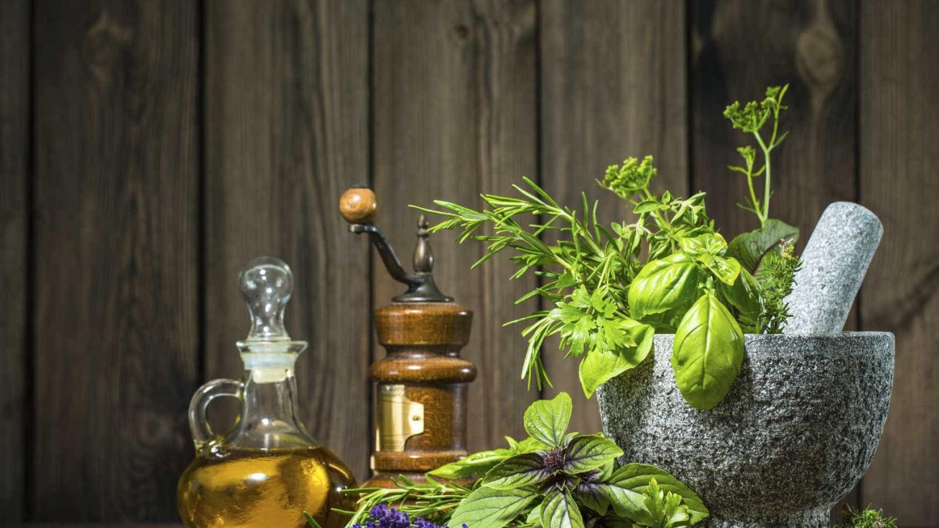 Um azeite extra virgem, em pó e com ervas aromáticas. Invenção portuguesa