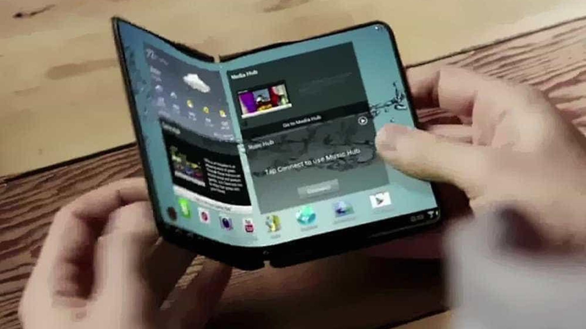 Rumor: Samsung lançará o seu smartphone mais inovador no início de 2019