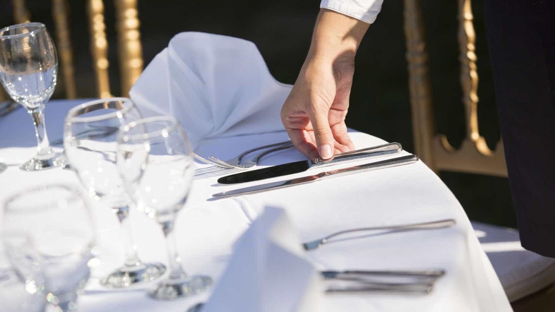 Mais de 80 mil trabalhadores da hotelaria com salários congelados