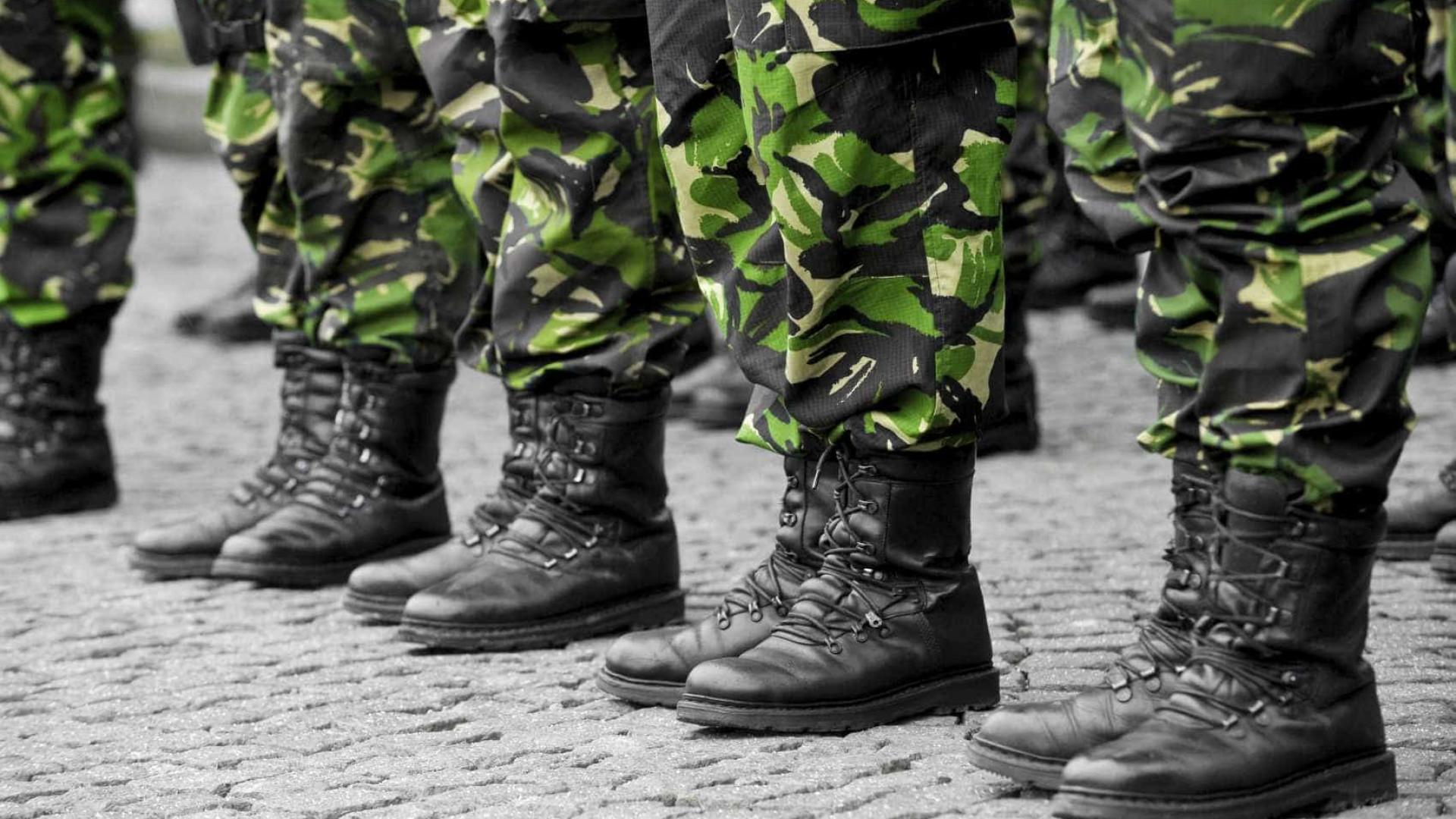 Cerca de 160 militares dos Comandos aguardam partida para missão da ONU