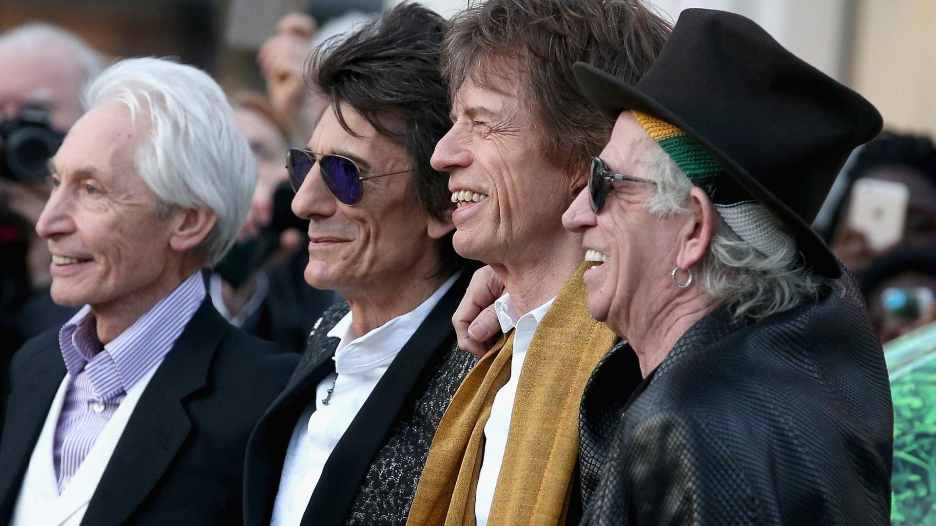 Novo álbum dos Rolling Stones, 'Blue & Lonesome', é editado na sexta