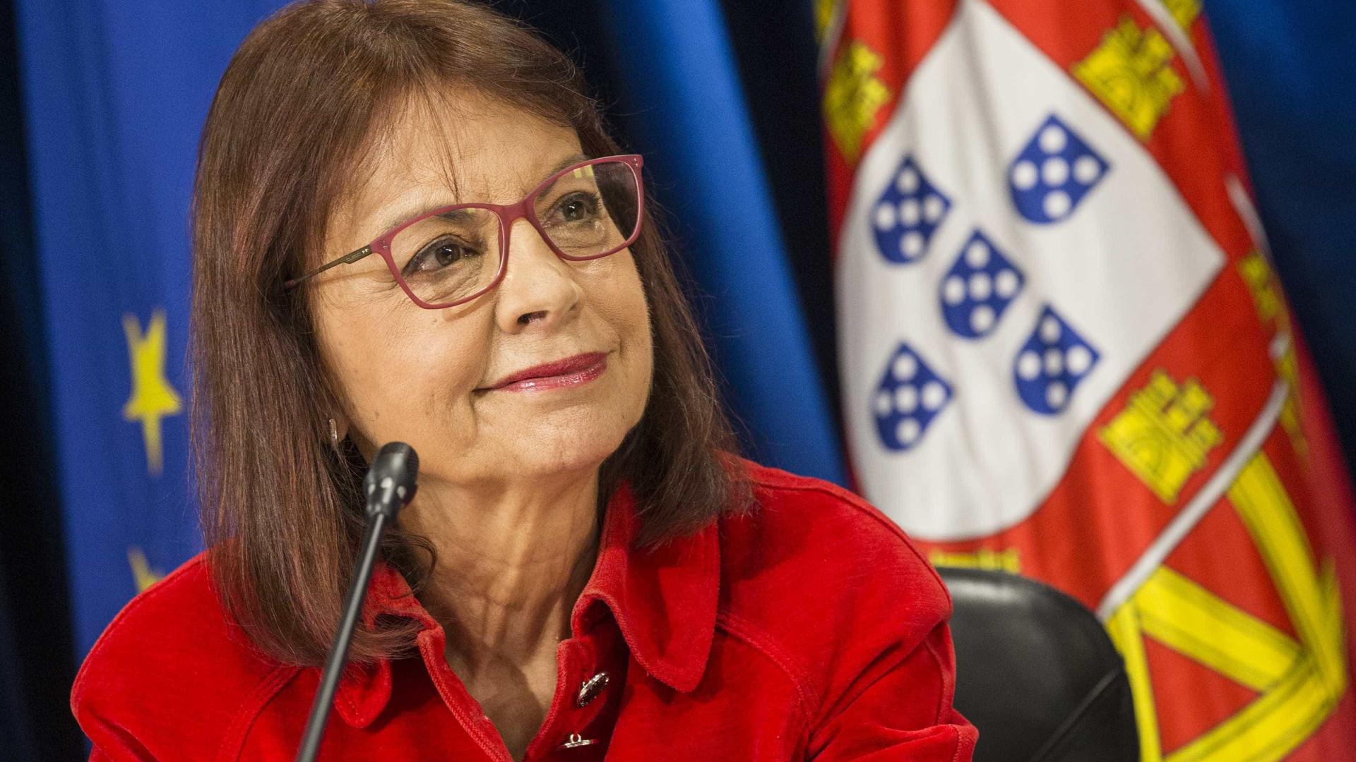 Violência doméstica: Aprovada audição urgente da ministra da Presidência