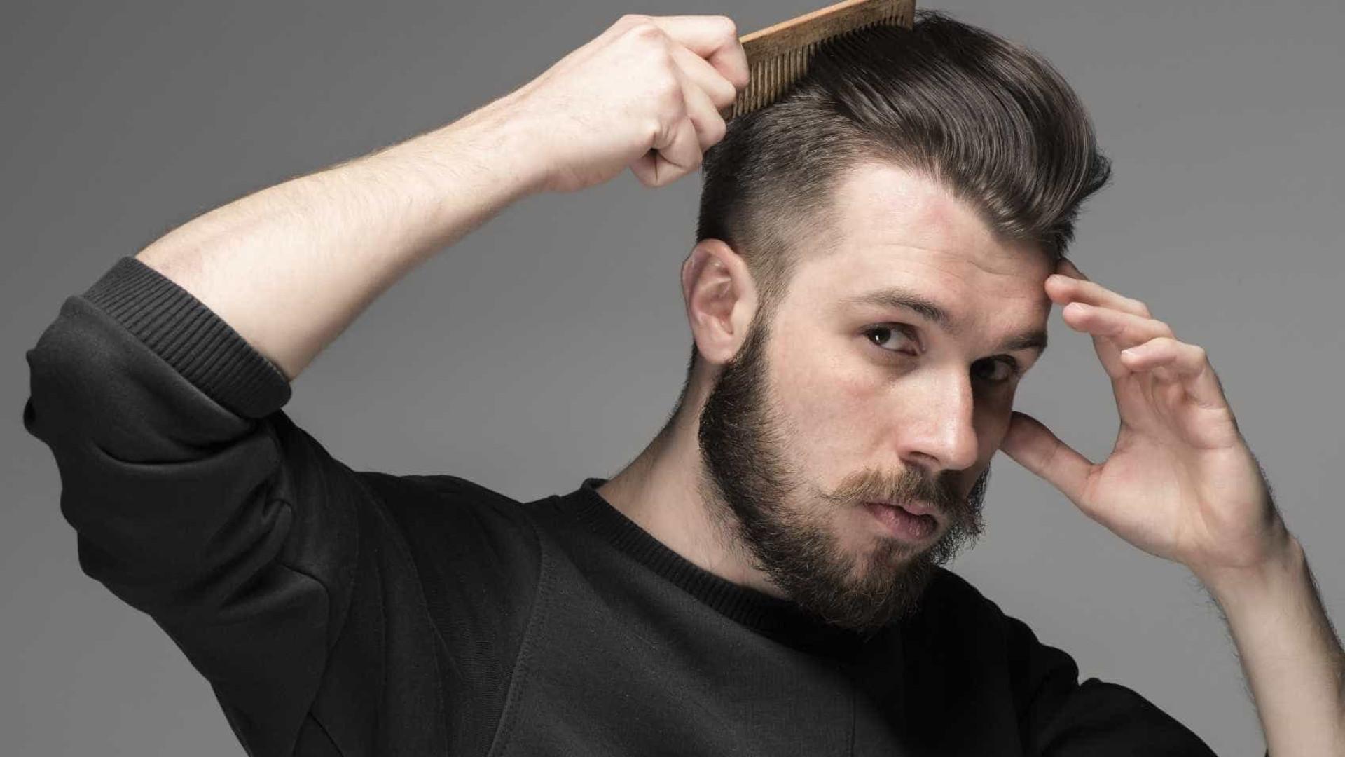 Caspa na barba? Eis cinco dicas para evitar e tratar este problema